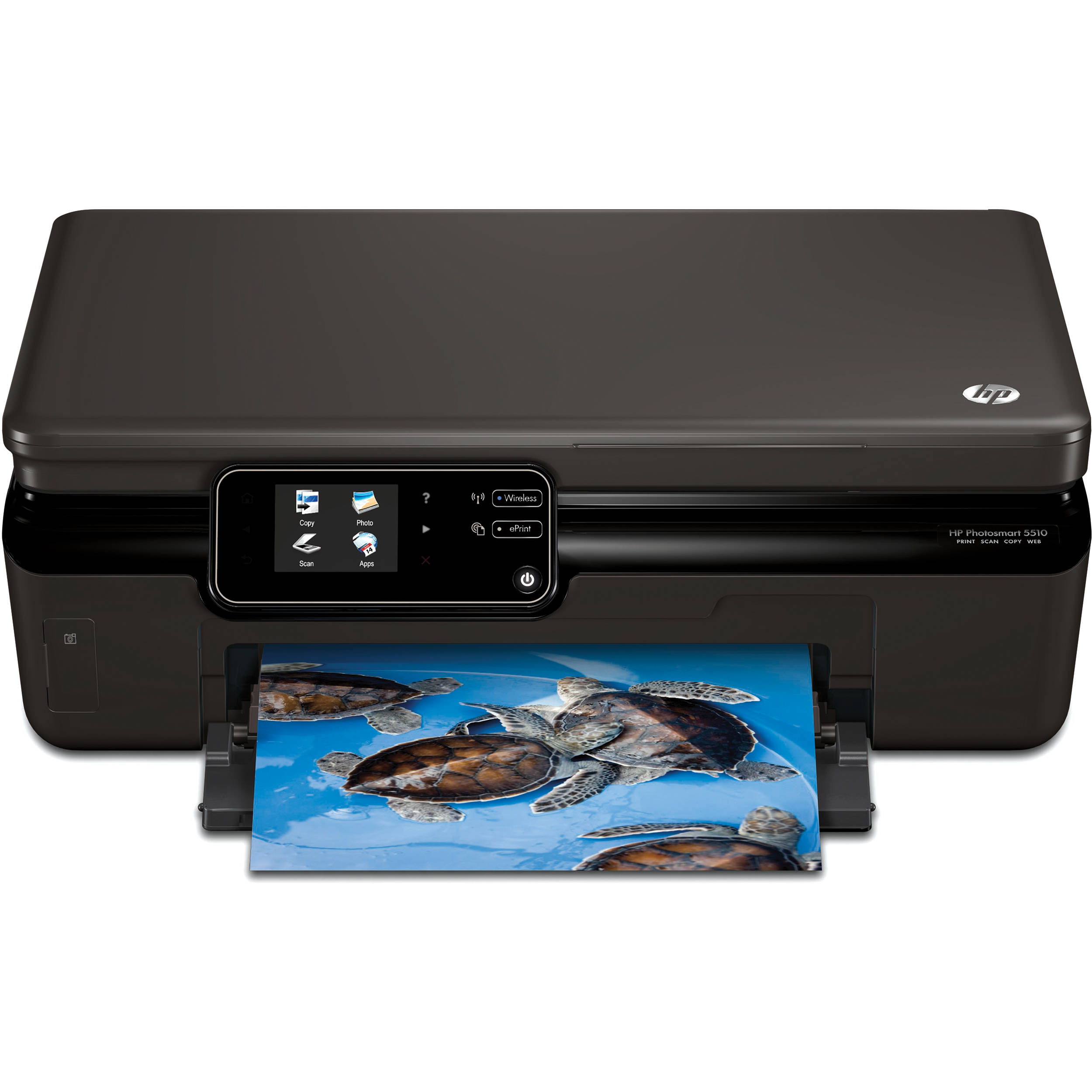 hp photosmart 5510 e all in one color inkjet printer cq176a b1h rh bhphotovideo com photosmart 5510 user manual photosmart 5510 user manual