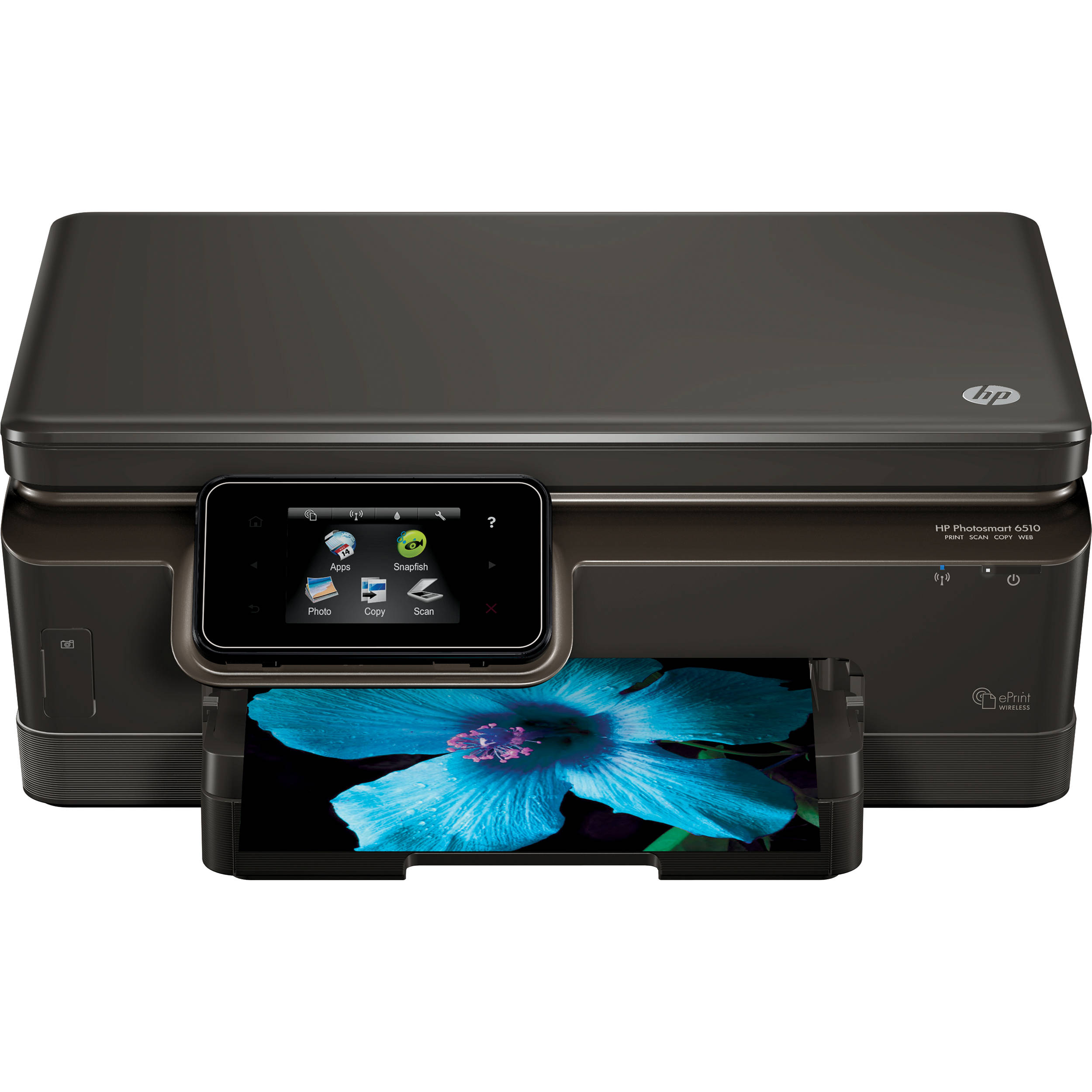 HP Photosmart 6510 E All In One Color Inkjet Printer