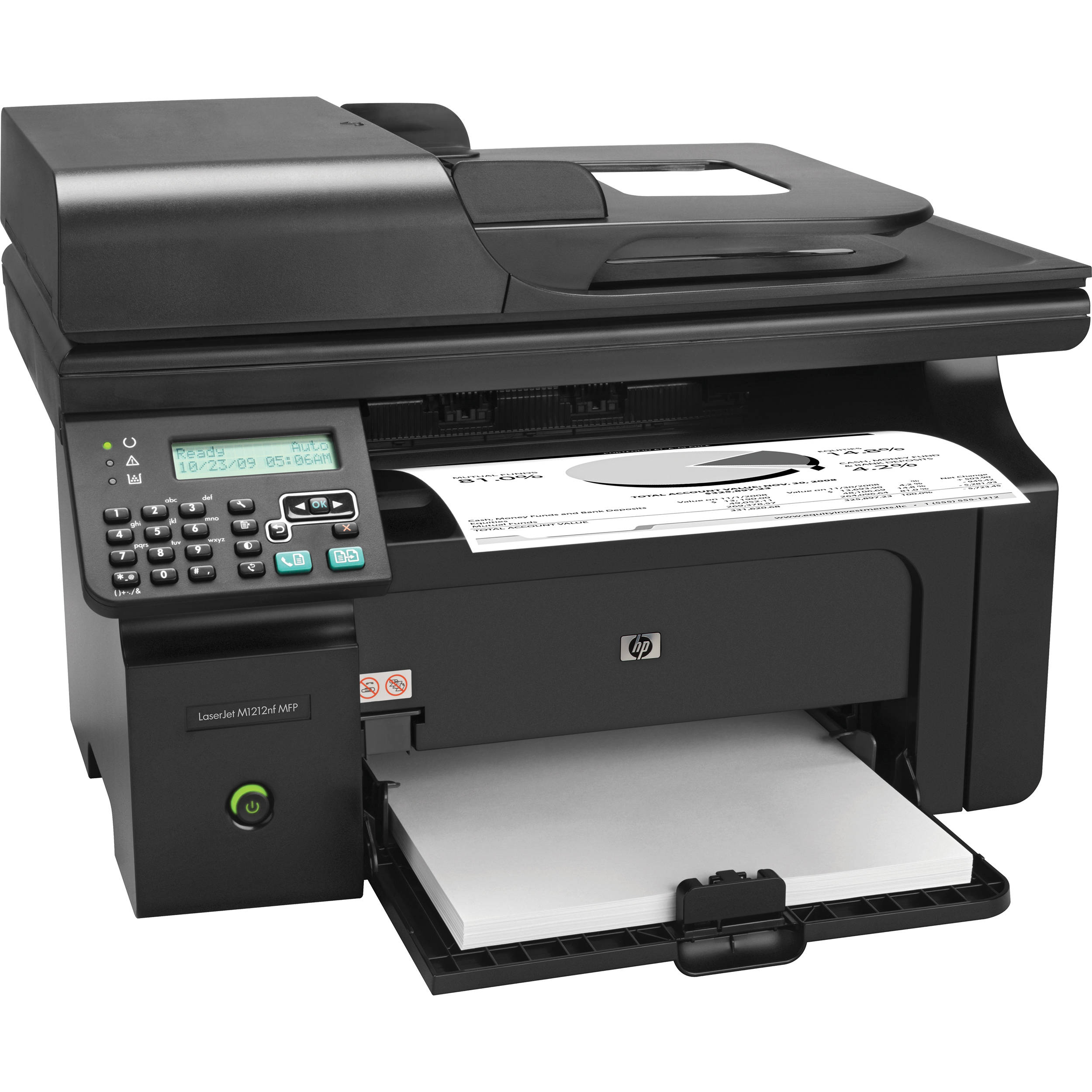 HP LaserJet Pro M1212nf MFP Driver Download