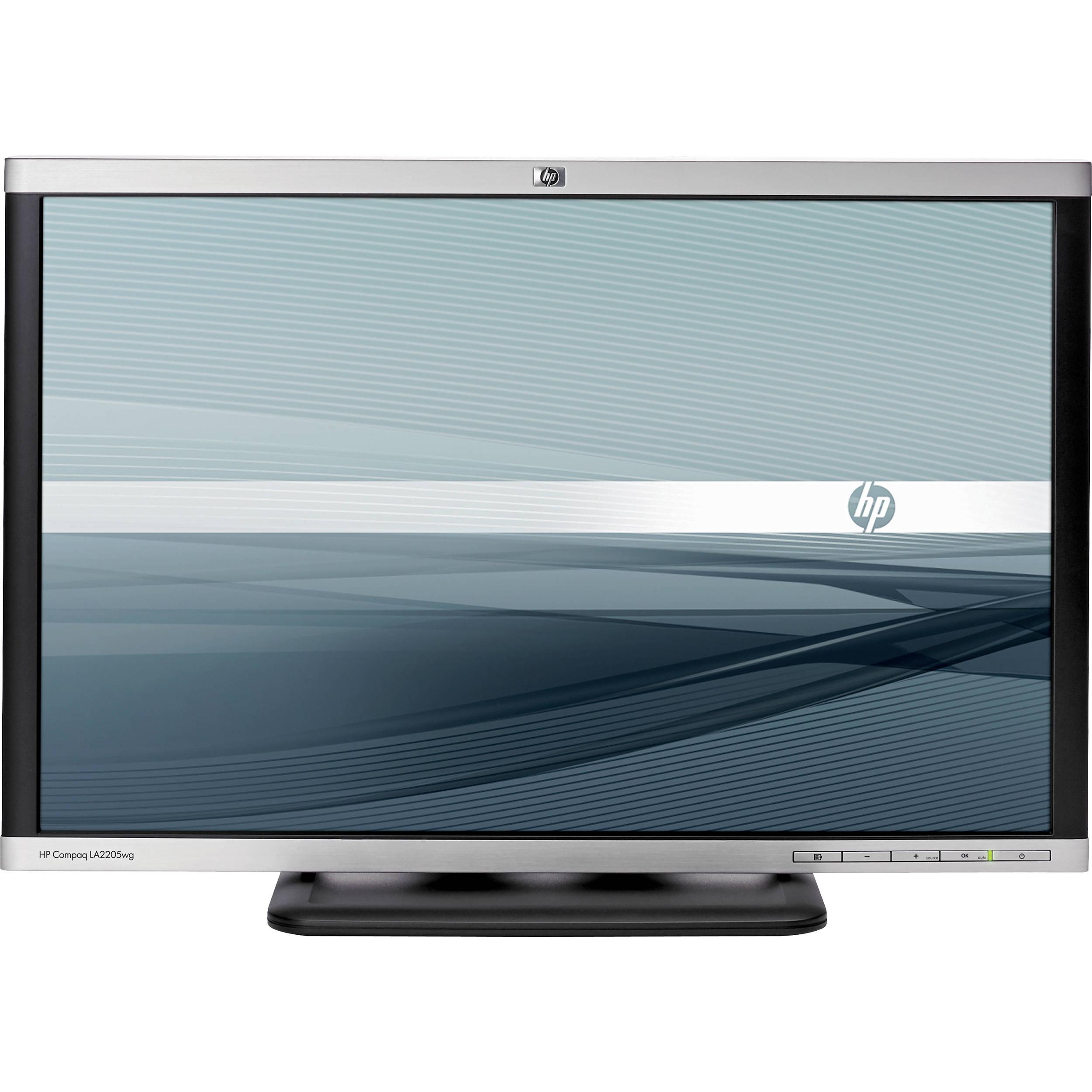 HP Compaq LA2205 LCD Monitor 64 BIT Driver