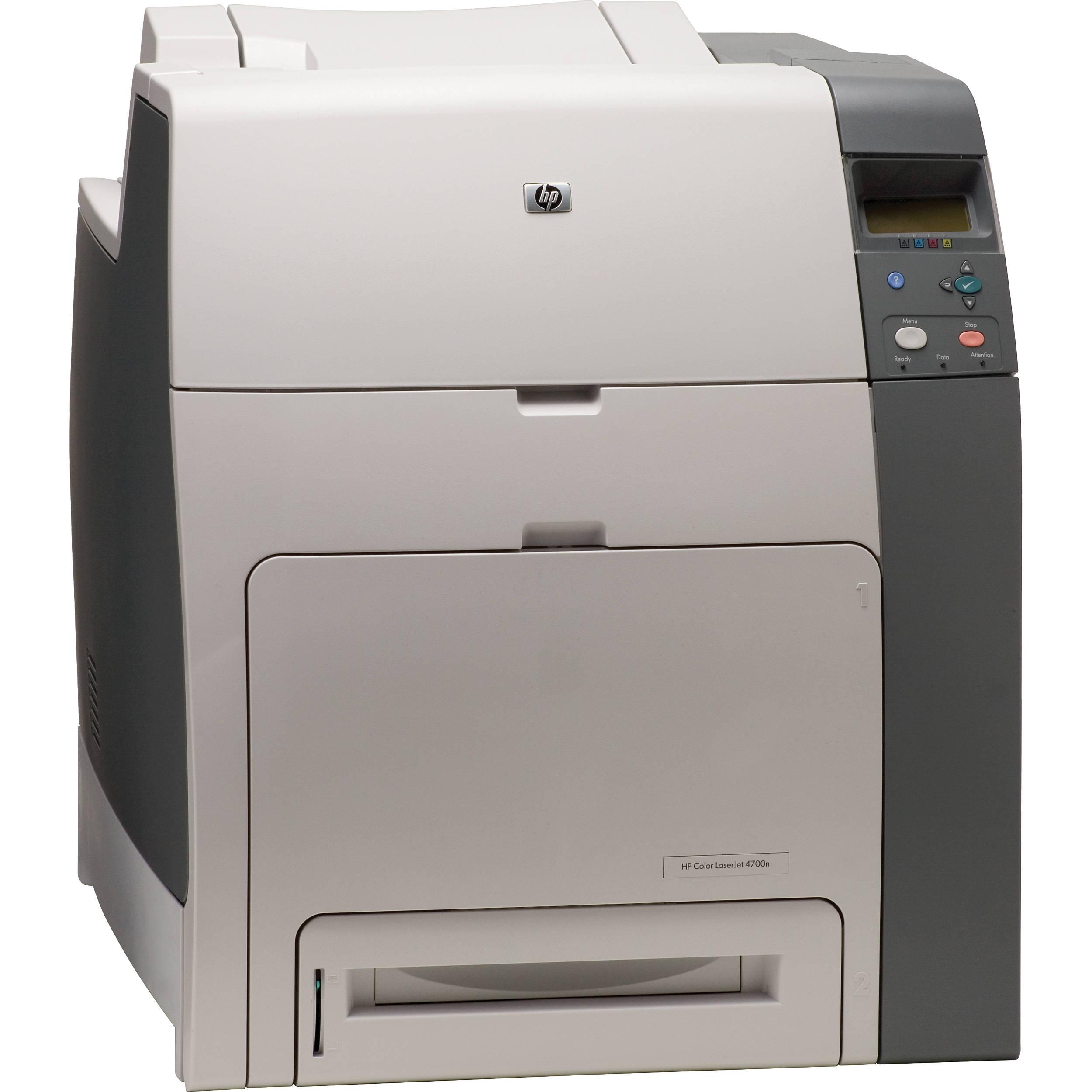 HP LaserJet 4100 Printer series