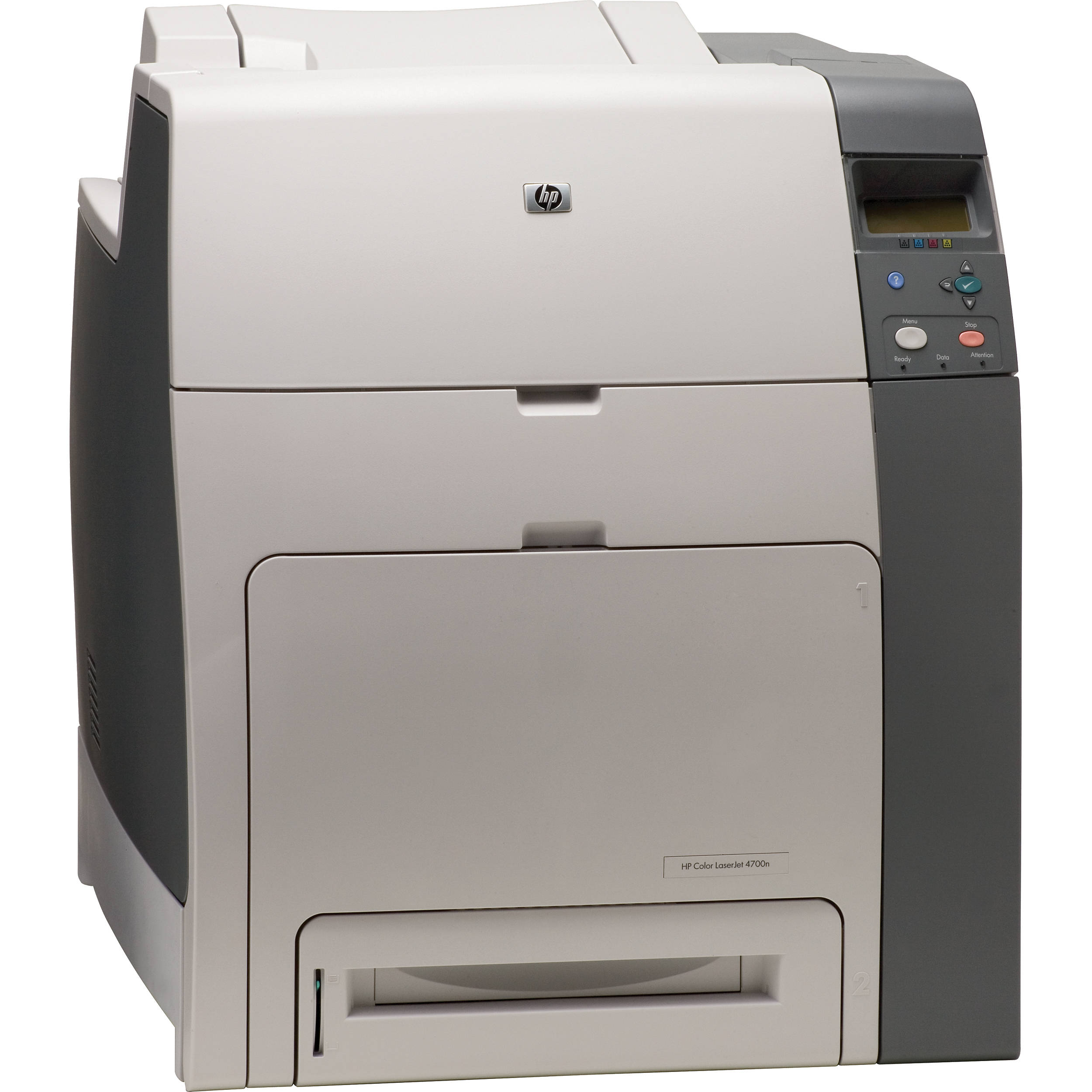 HP Color LaserJet 4700n Printer