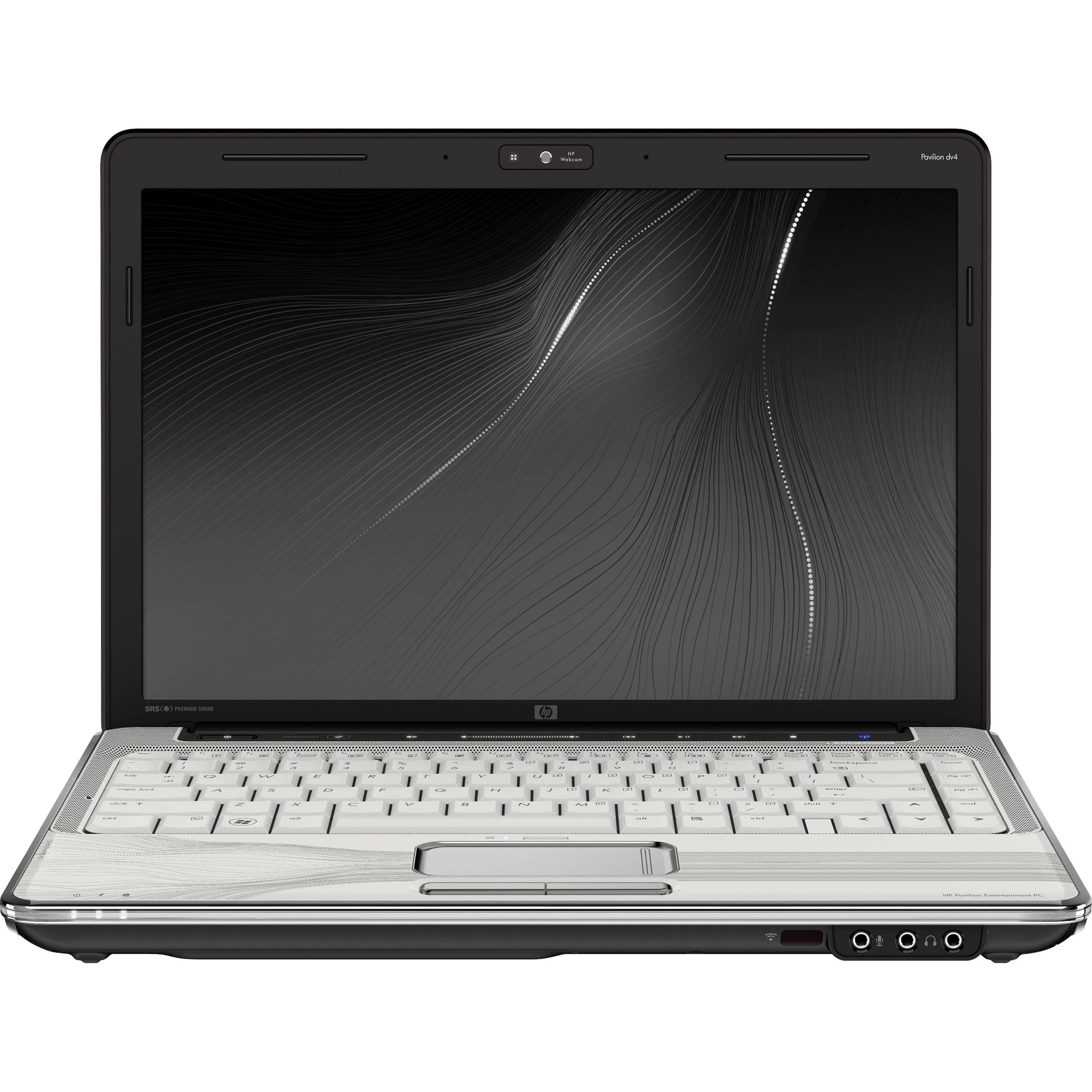 HP Pavilion dv4-1540us Entertainment Notebook Computer