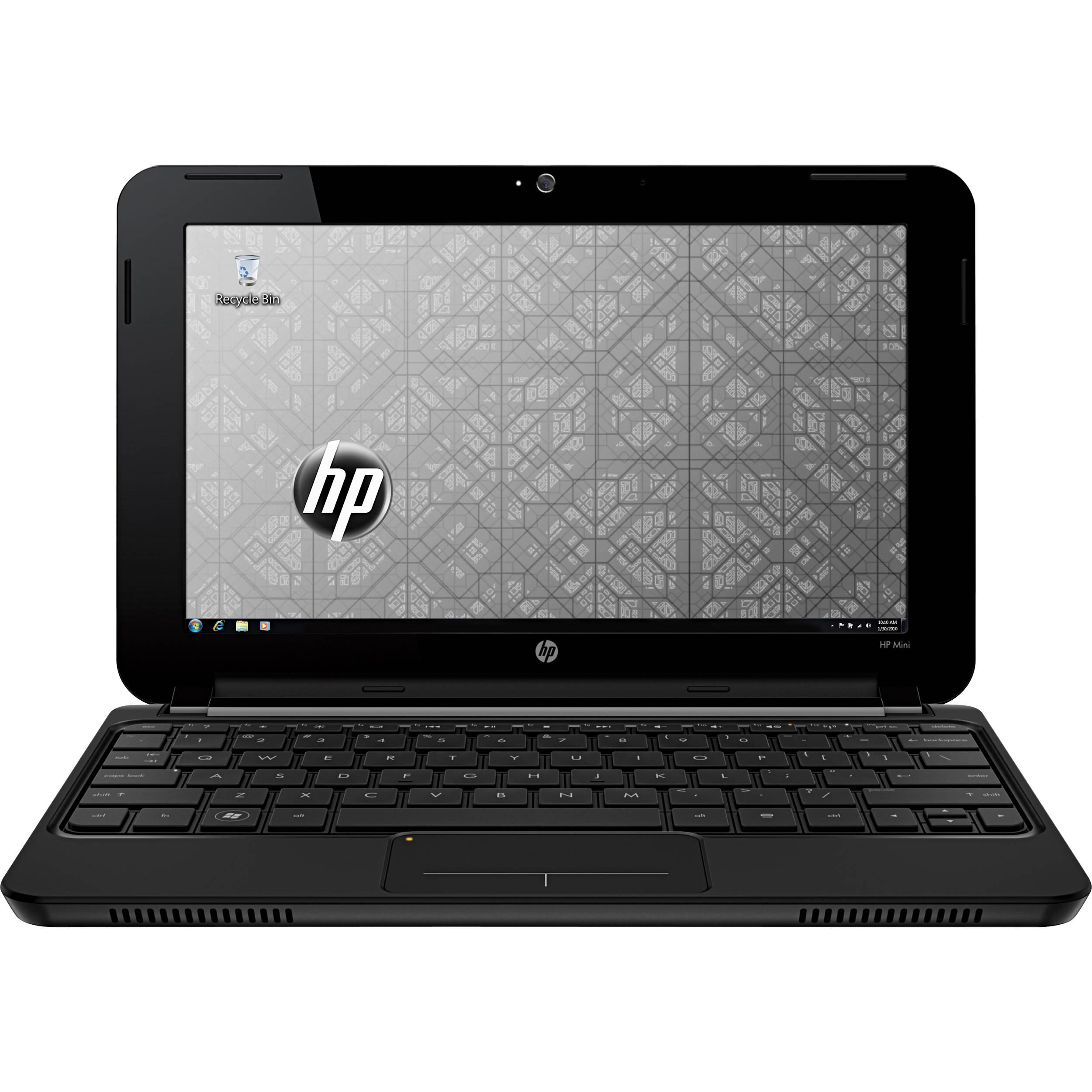 HP Mini 210-1170NR Notebook Webcam Drivers for Windows 10