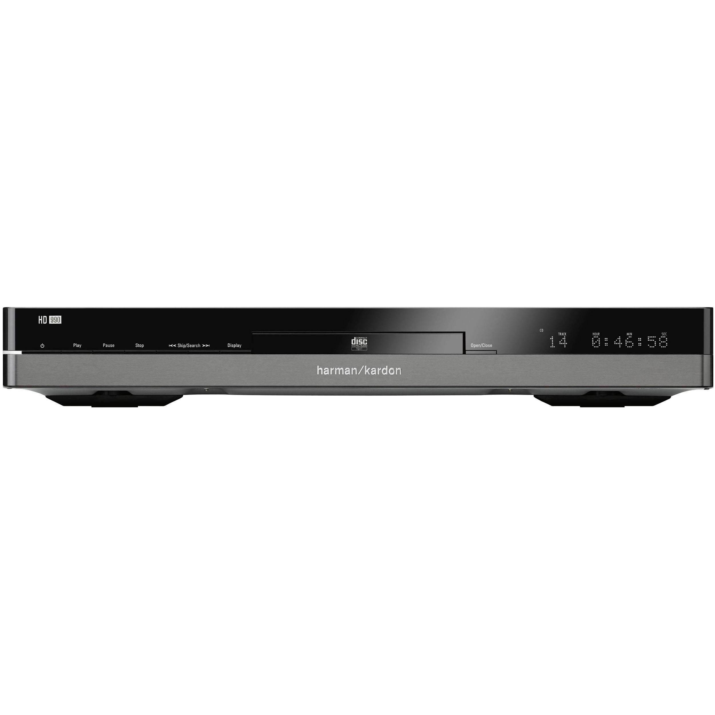 Harman Kardon HD-990 CD Player HD 990 B&H Photo Video