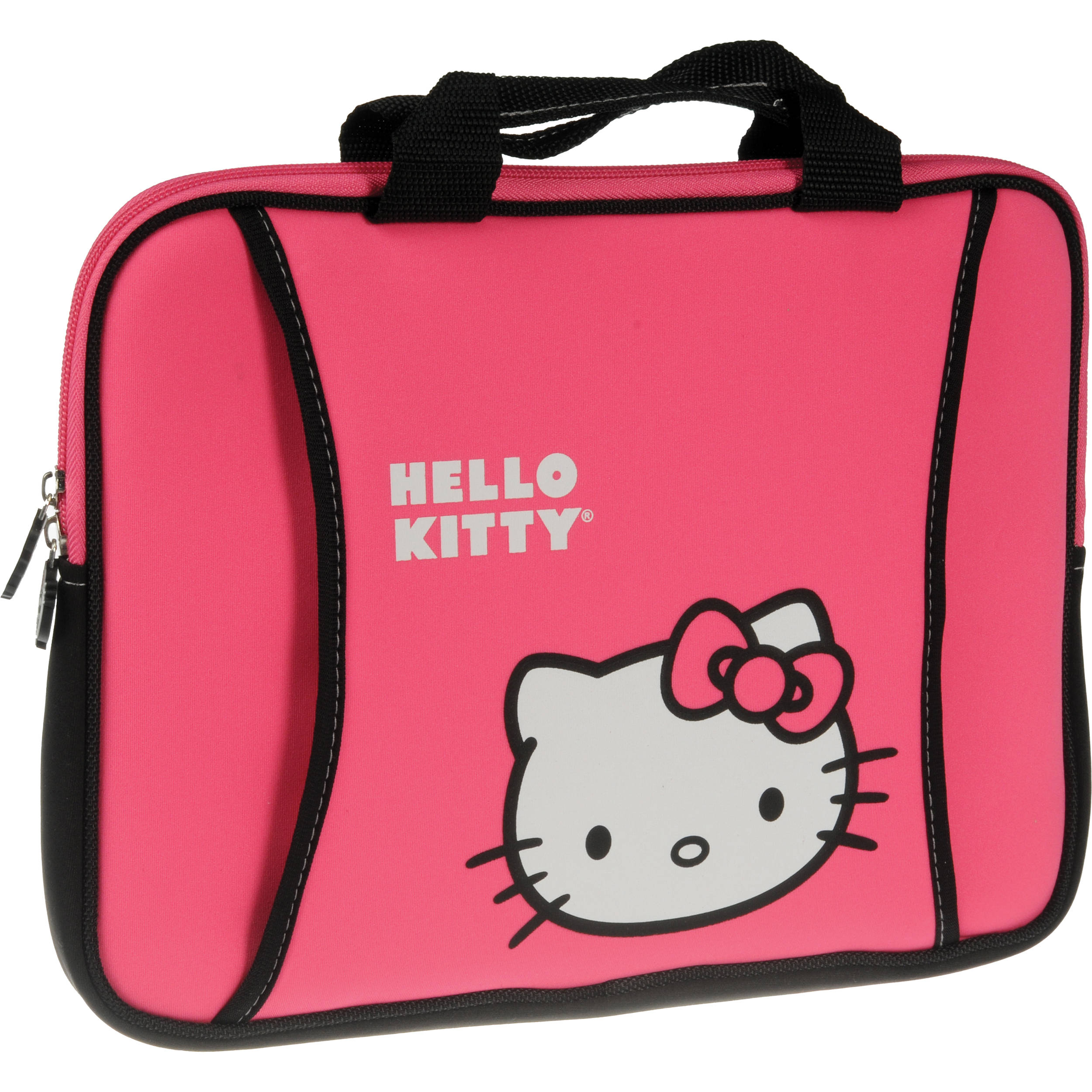 35cfb4e45 Hello Kitty Neoprene Mini Case for Notebook with Screen up to 12