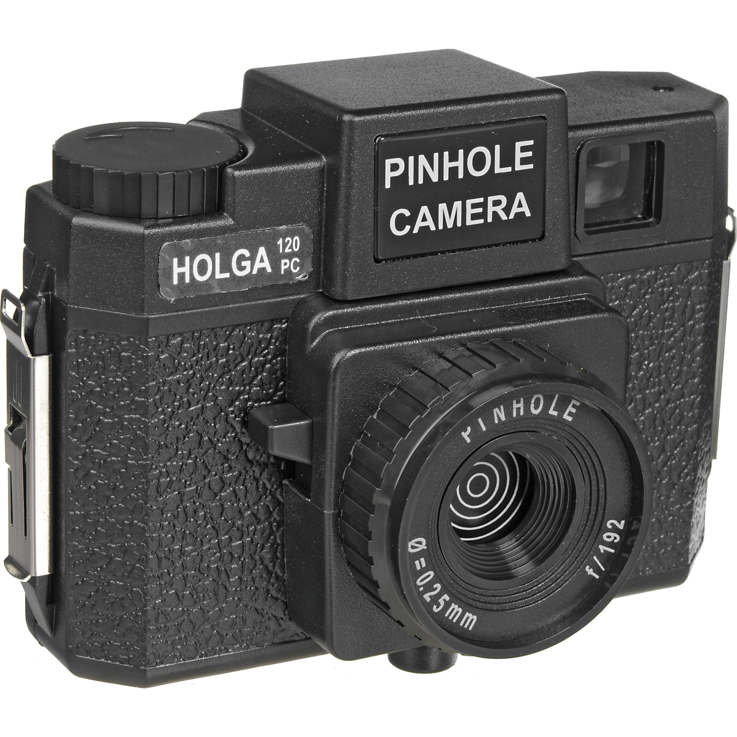 Holga Holga 120 PC Pinhole Camera 166120 B&H Photo Video