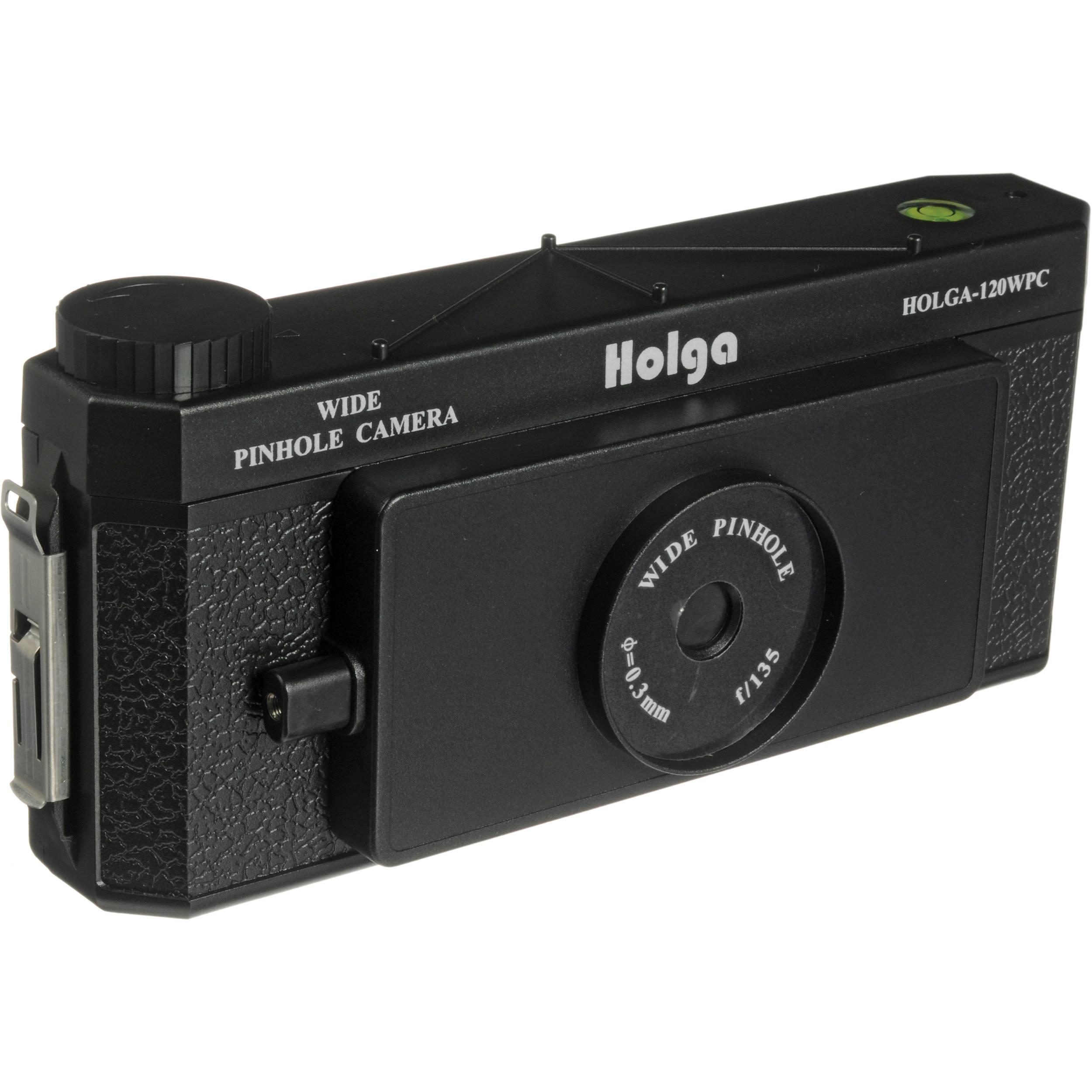 Holga 193120 120 Wide Angle Pinhole Camera 193120 B&H ...