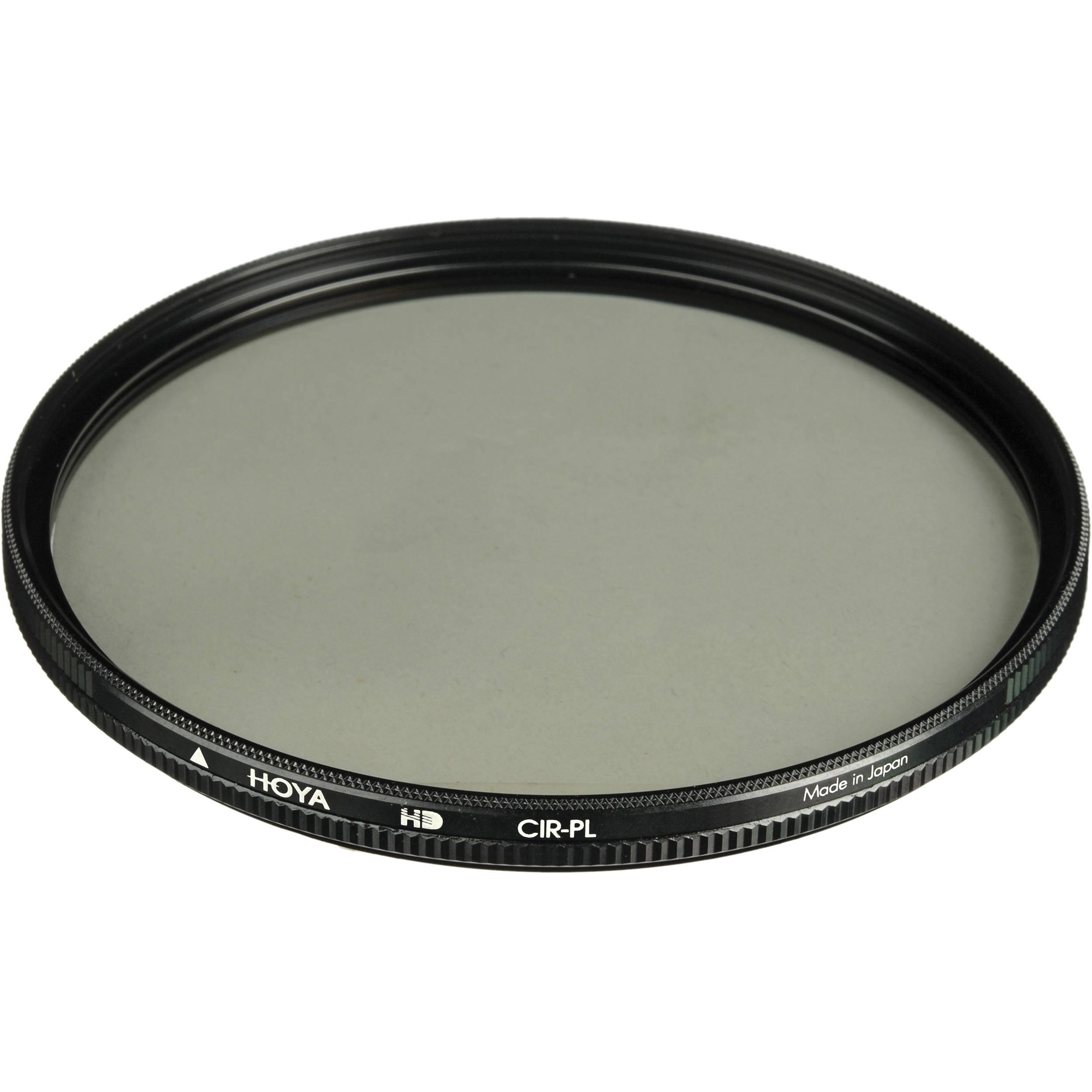 62c43140a7e1 Hoya 62mm HD Circular Polarizer Filter XHD62CRPL B&H Photo Video