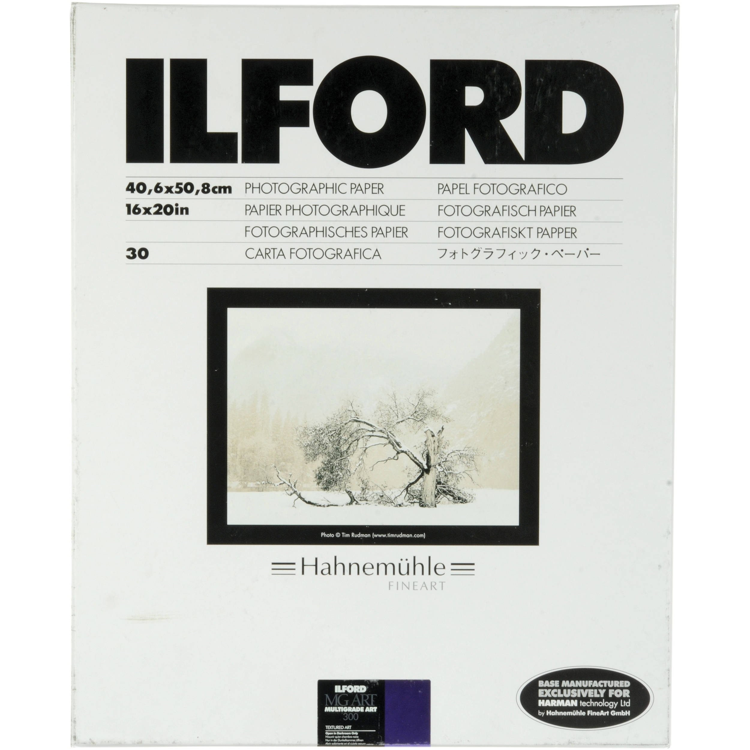 Ilford Black & White Paper - Buy at Adorama