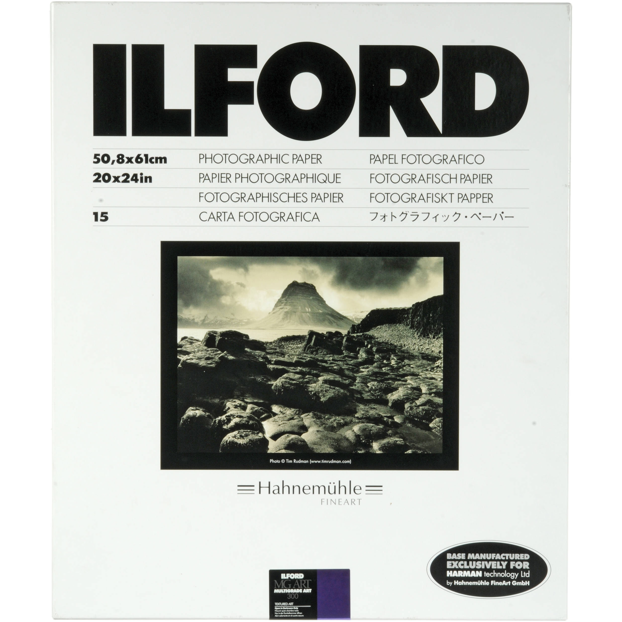 Photographic Papers from Ilford - EMSDIASUM
