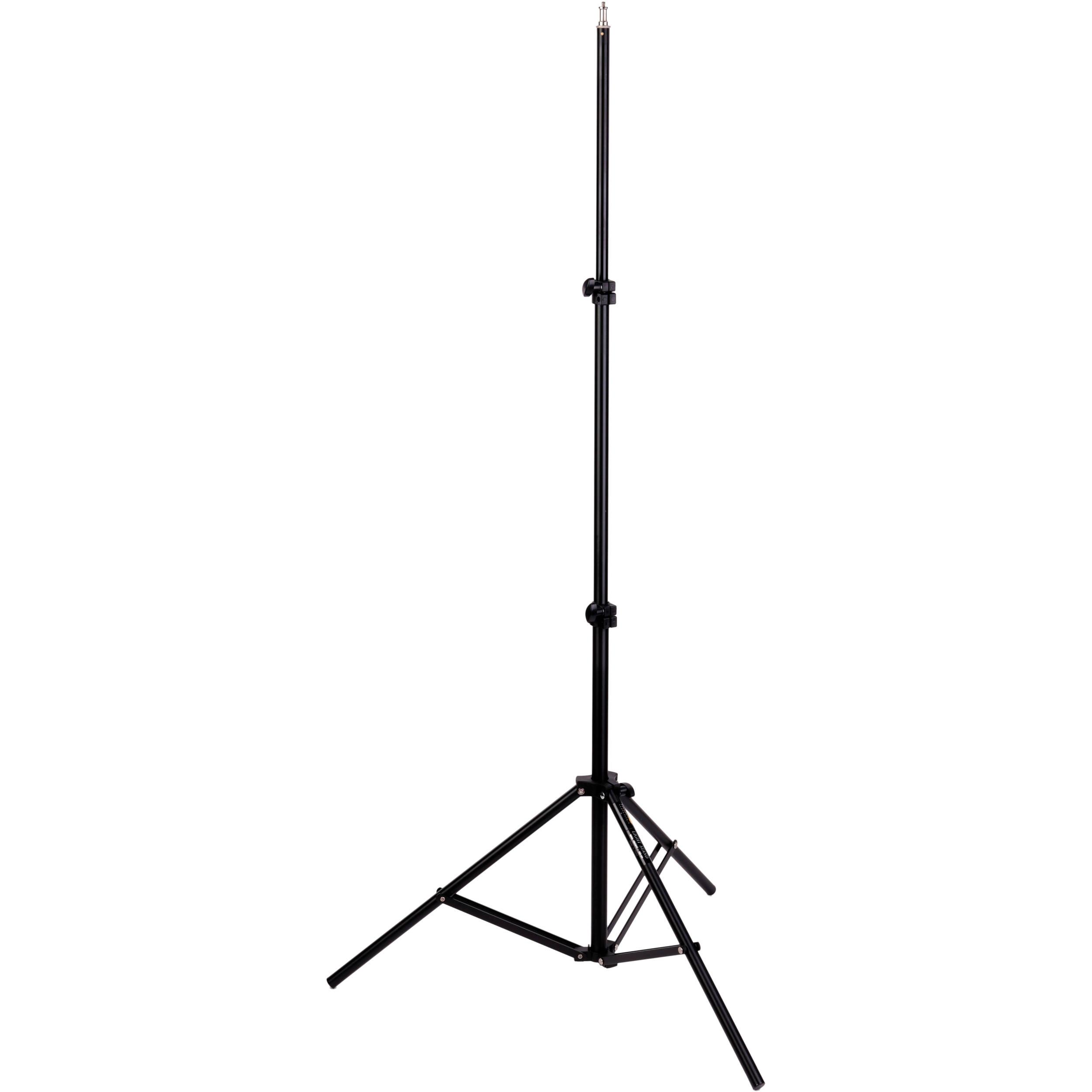 Impact Light Stand Black 6 Ls 6b B Amp H Photo Video