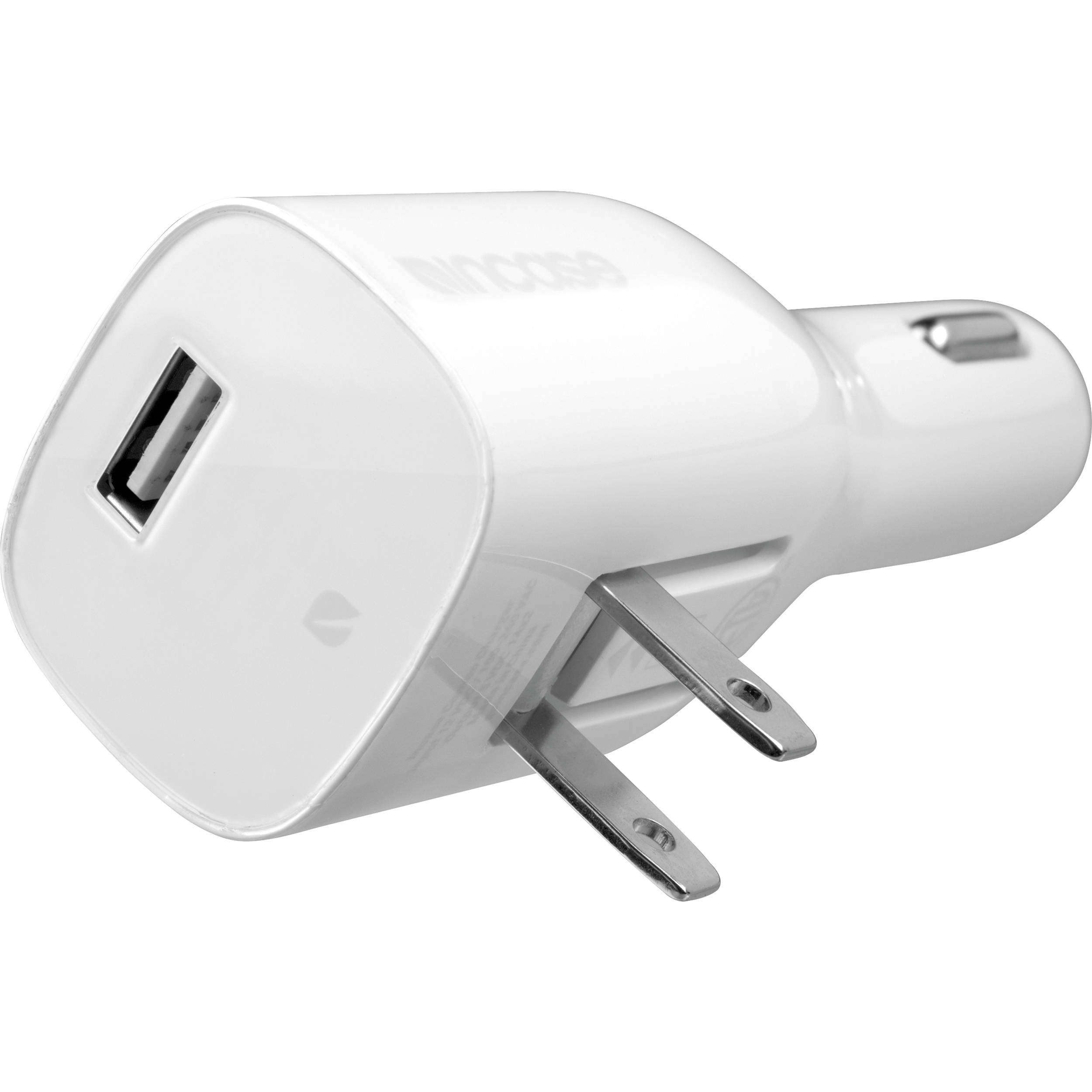 info for cdccd 4c945 Incase Designs Corp Combo Charger for iPod, iPhone and EC20036