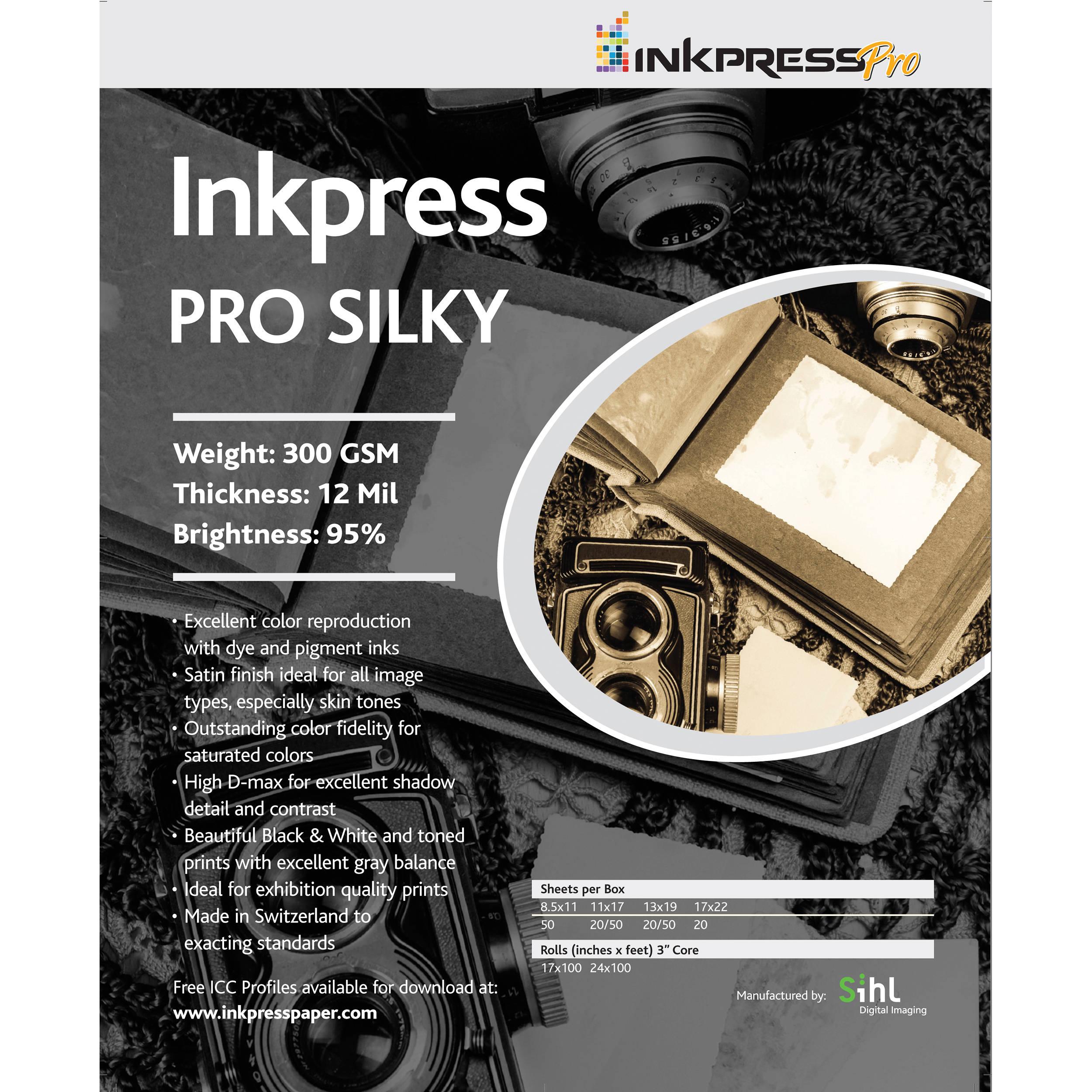 Https C Product 654358 Reg Kotak Dvd Double 9mm Gt Pro Inkpress Pl85115 Silky Paper 8 5x11 839283