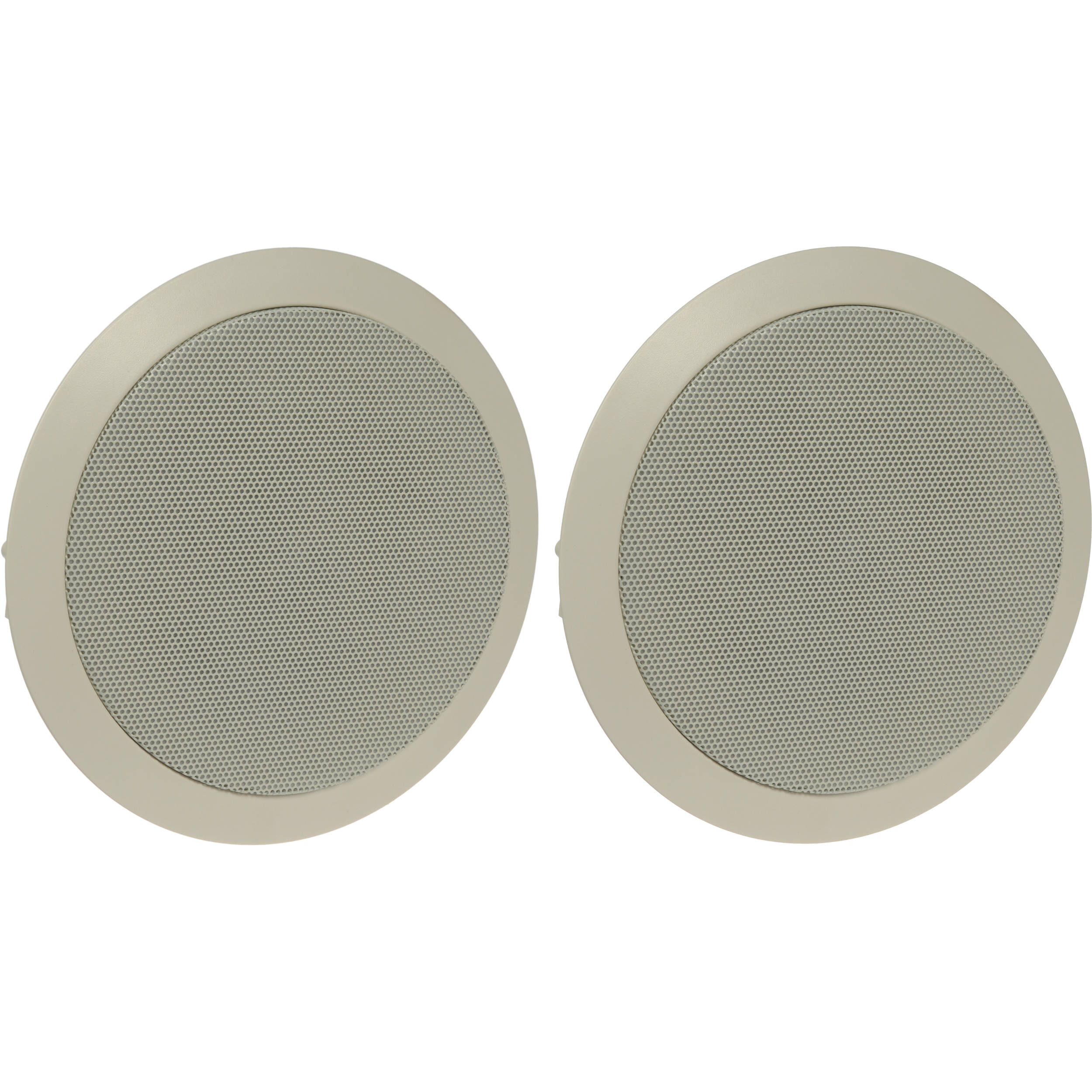 "jbl sp6cii 6"" in-ceiling speaker (pair) sp6c ii b&h photo"