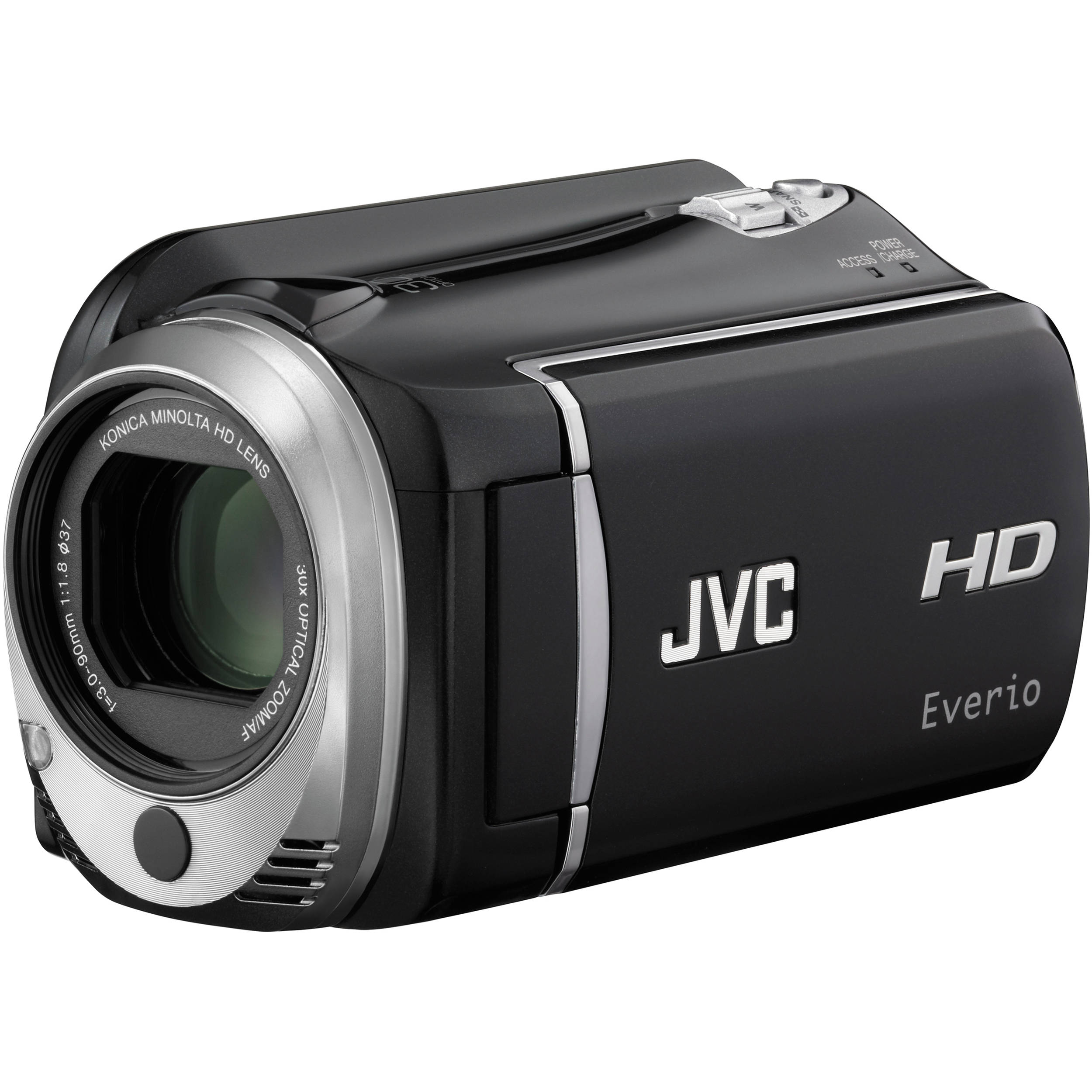 JVC GZ-HD620 HD Everio Hard Drive Camera GZHD620BUS B\u0026H Photo