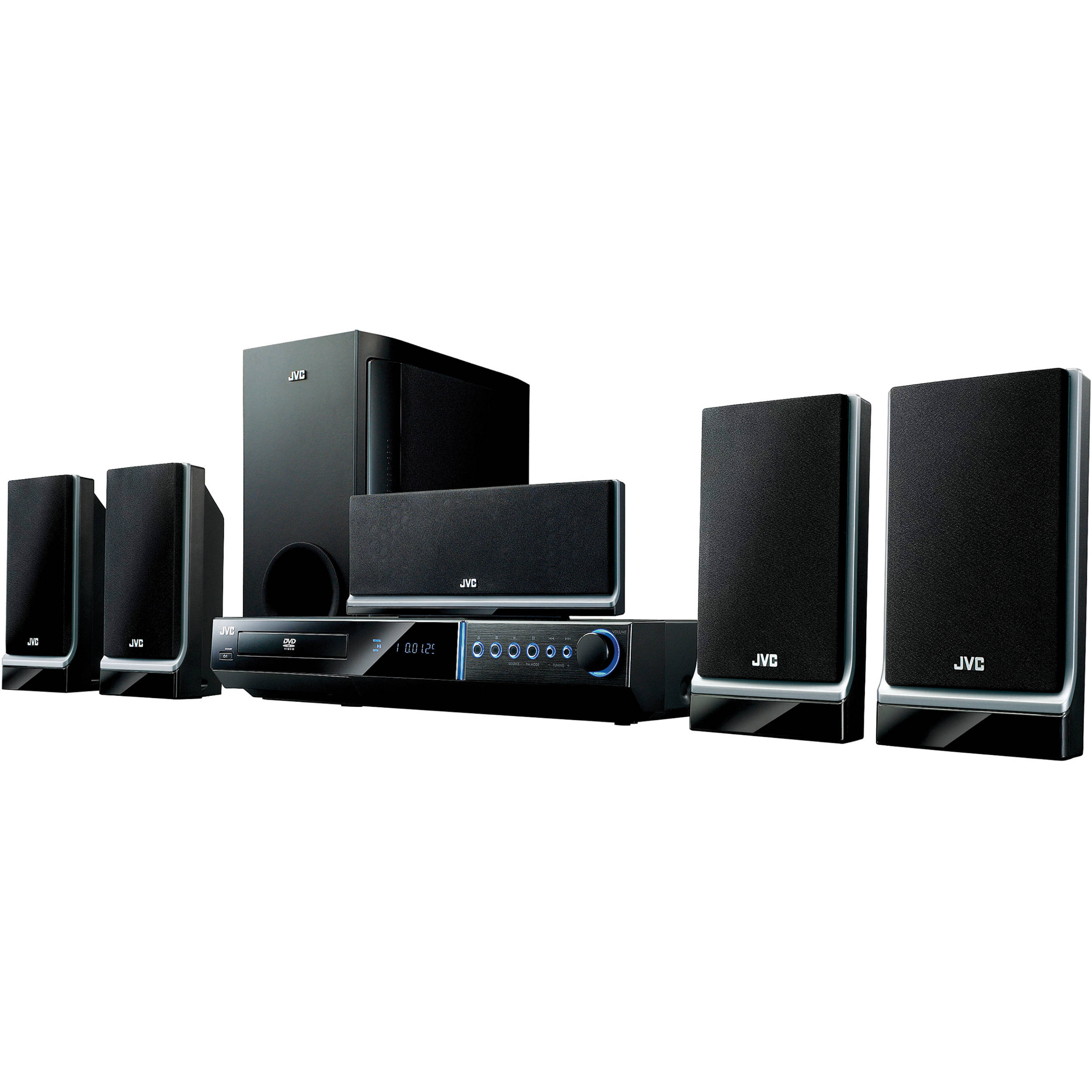 JVC TH-G31 5.1 Channel Home Cinema System