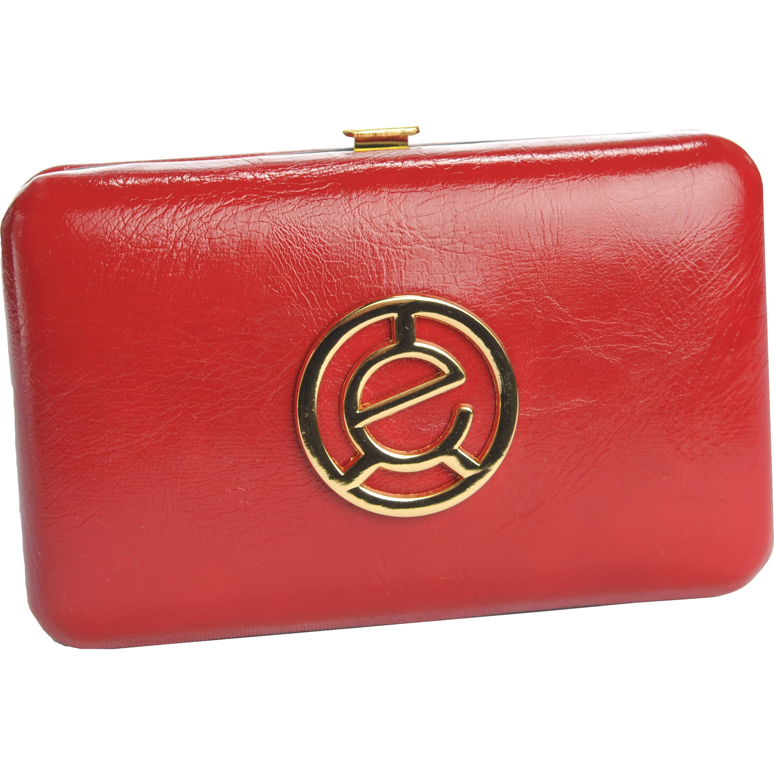 Jill E Designs Clutch Case Red