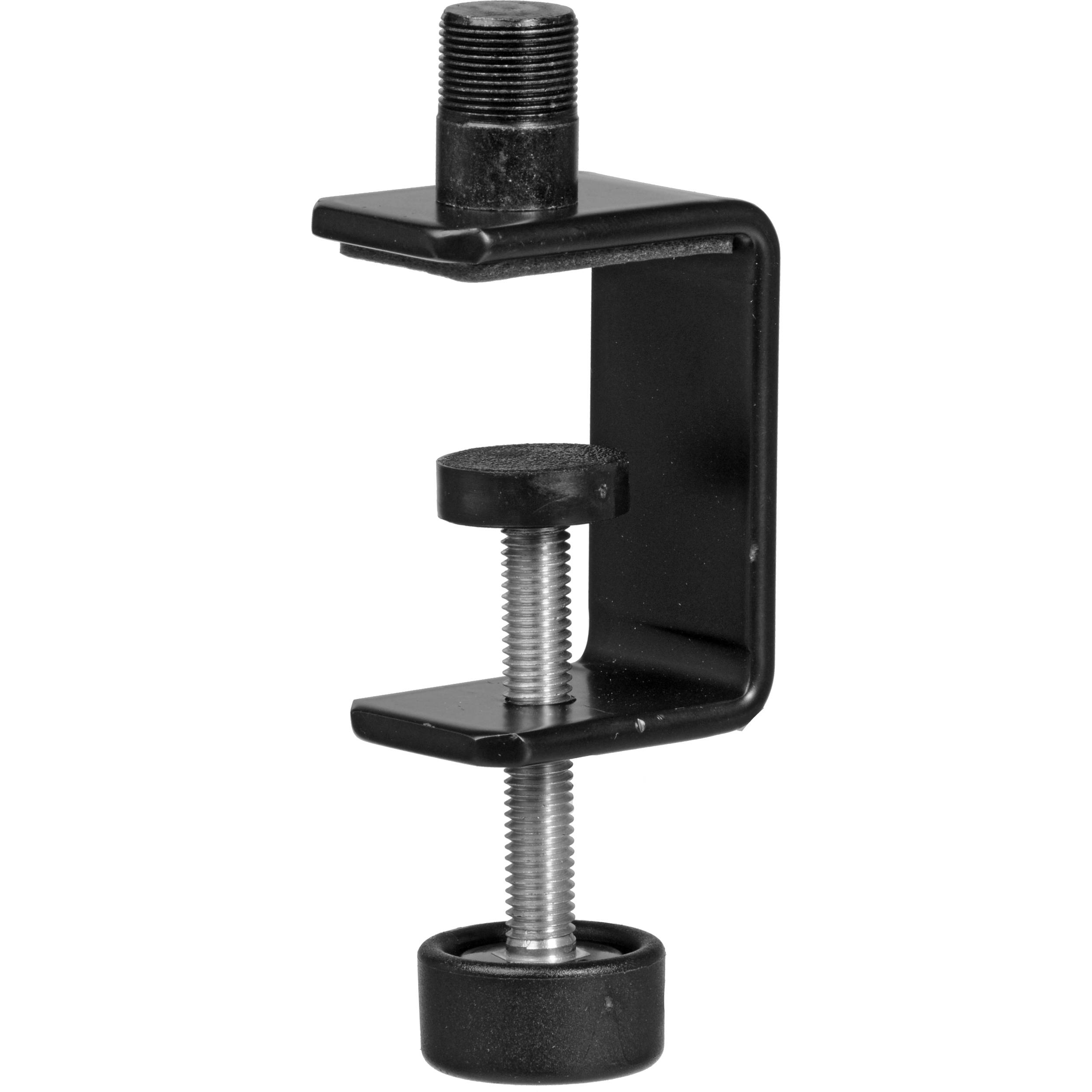 K Amp M 237b Table Clamp Black 23700 500 55 B Amp H Photo Video