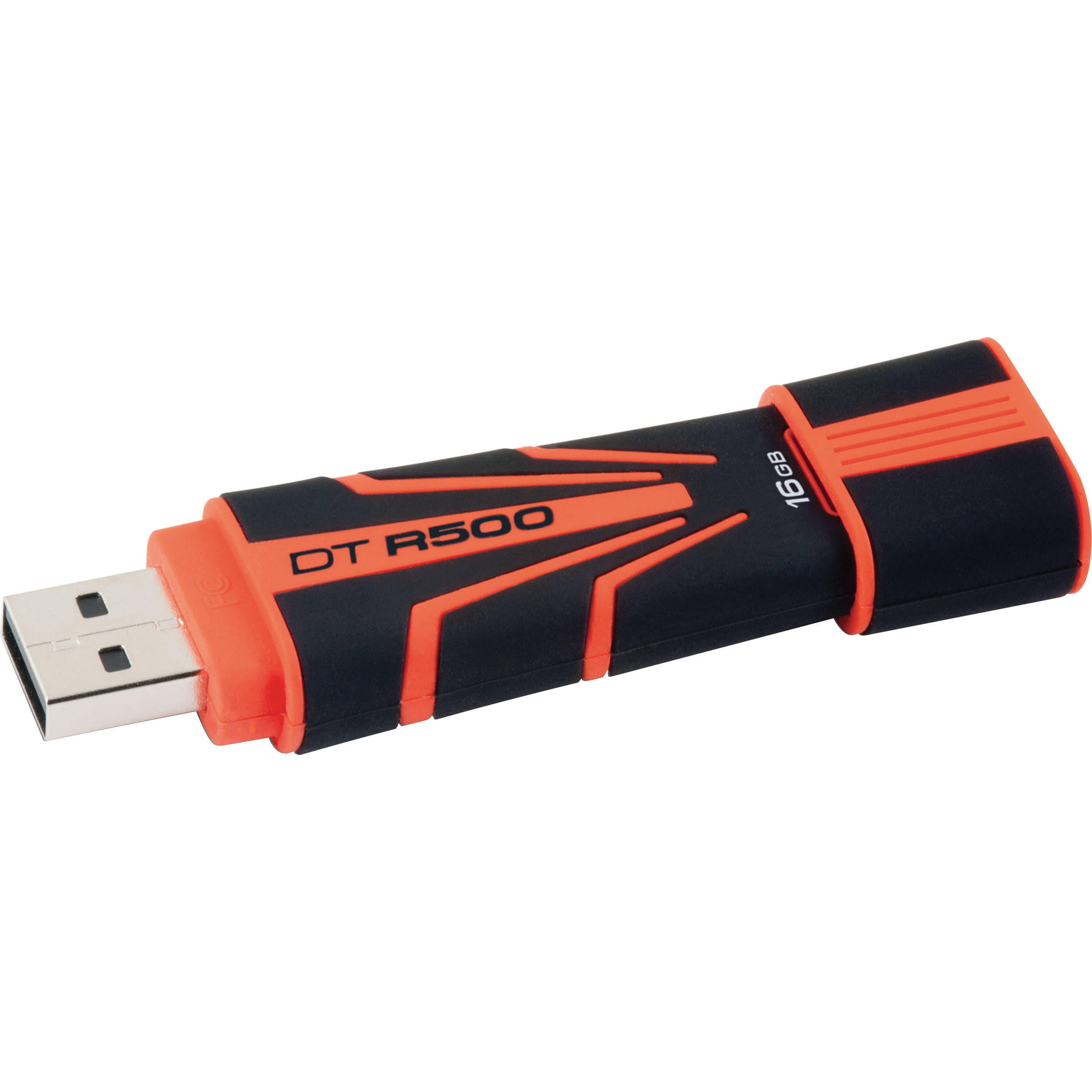 how to format a kingston flash drive