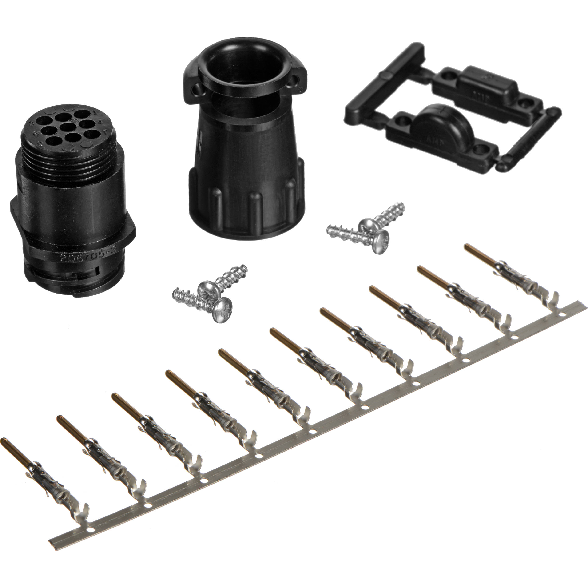 Kino flo double male connector assembly prt xm b h photo
