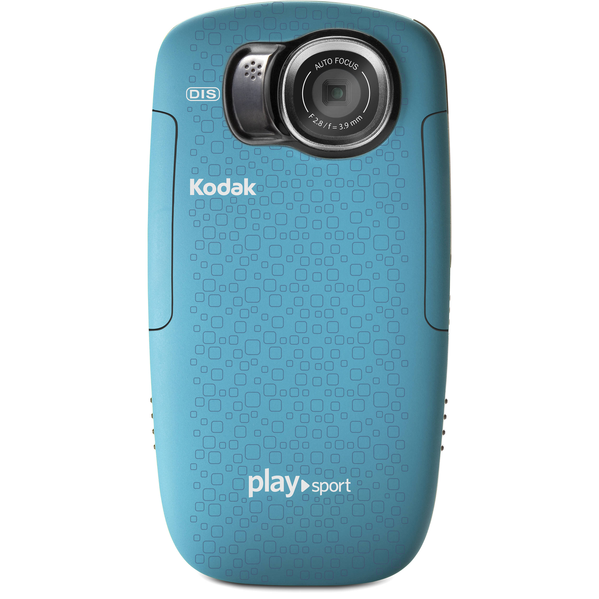 kodak playsport zx5 video camera aqua 1191857 b h photo video rh bhphotovideo com Kodak PlaySport Camera Pink Kodak PlaySport Underwater Housing