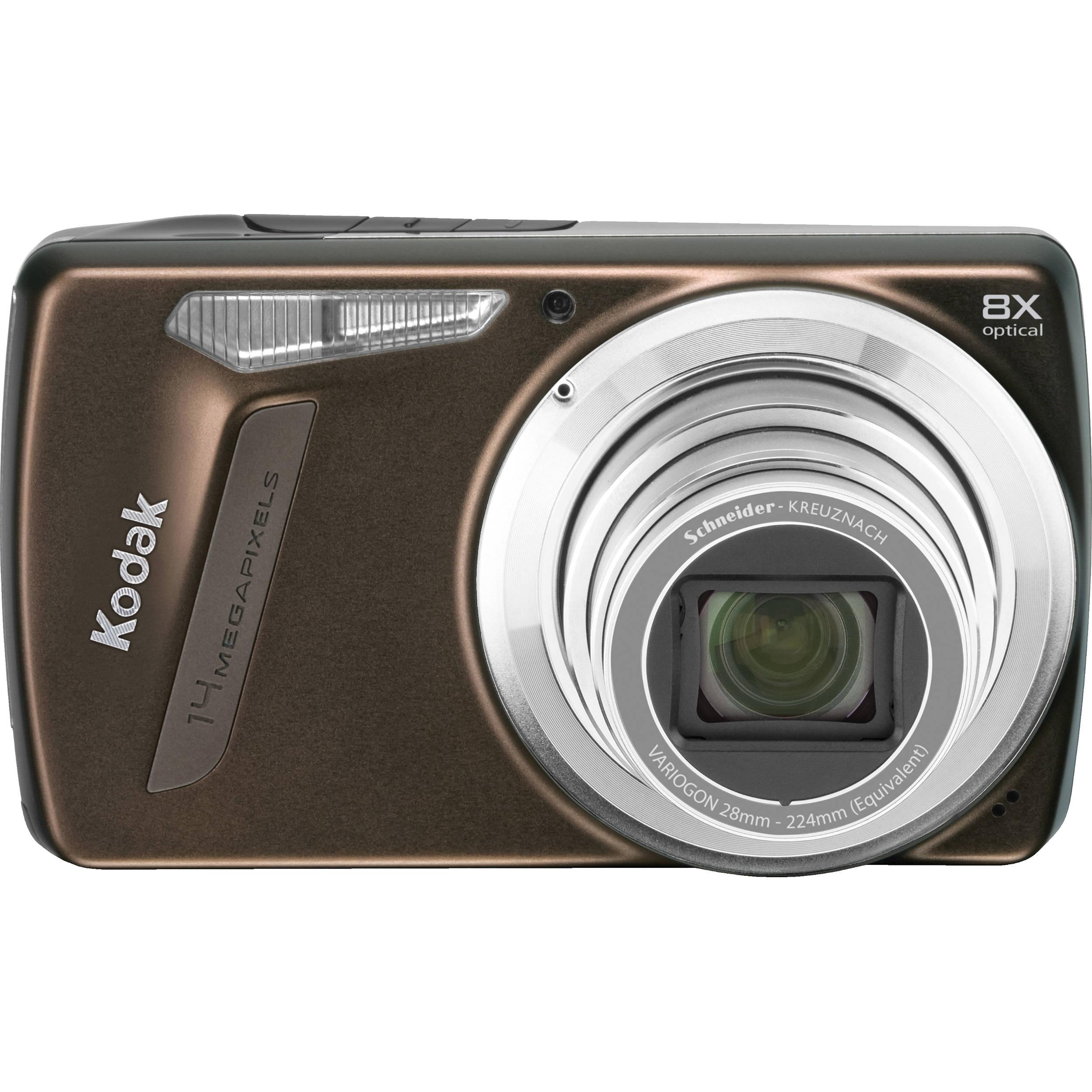 kodak easyshare m580 digital camera brown 1340769 b h photo rh bhphotovideo com Kodak EasyShare C183 kodak easyshare m580 user guide