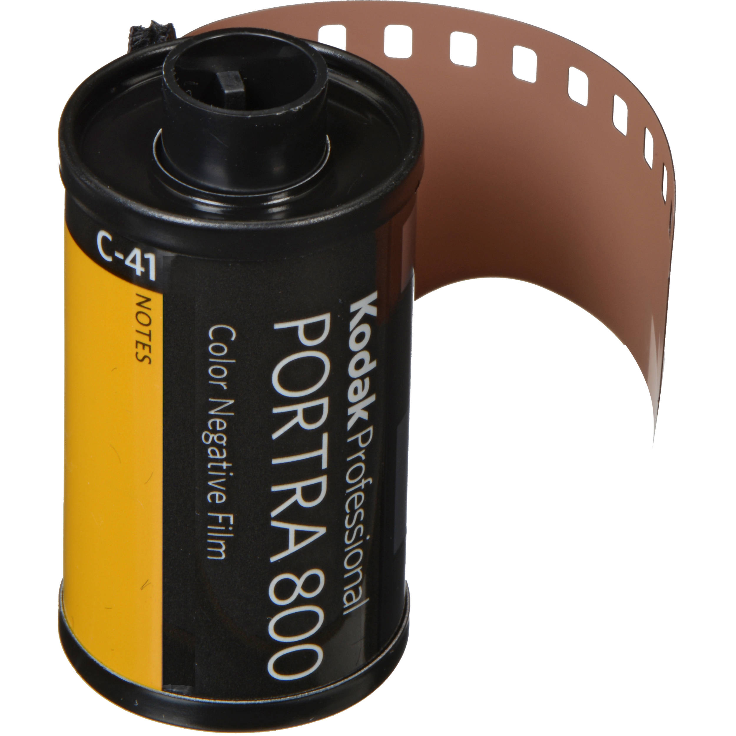 Kodak Professional Portra 800 Color Negative Film 1451855 B&H