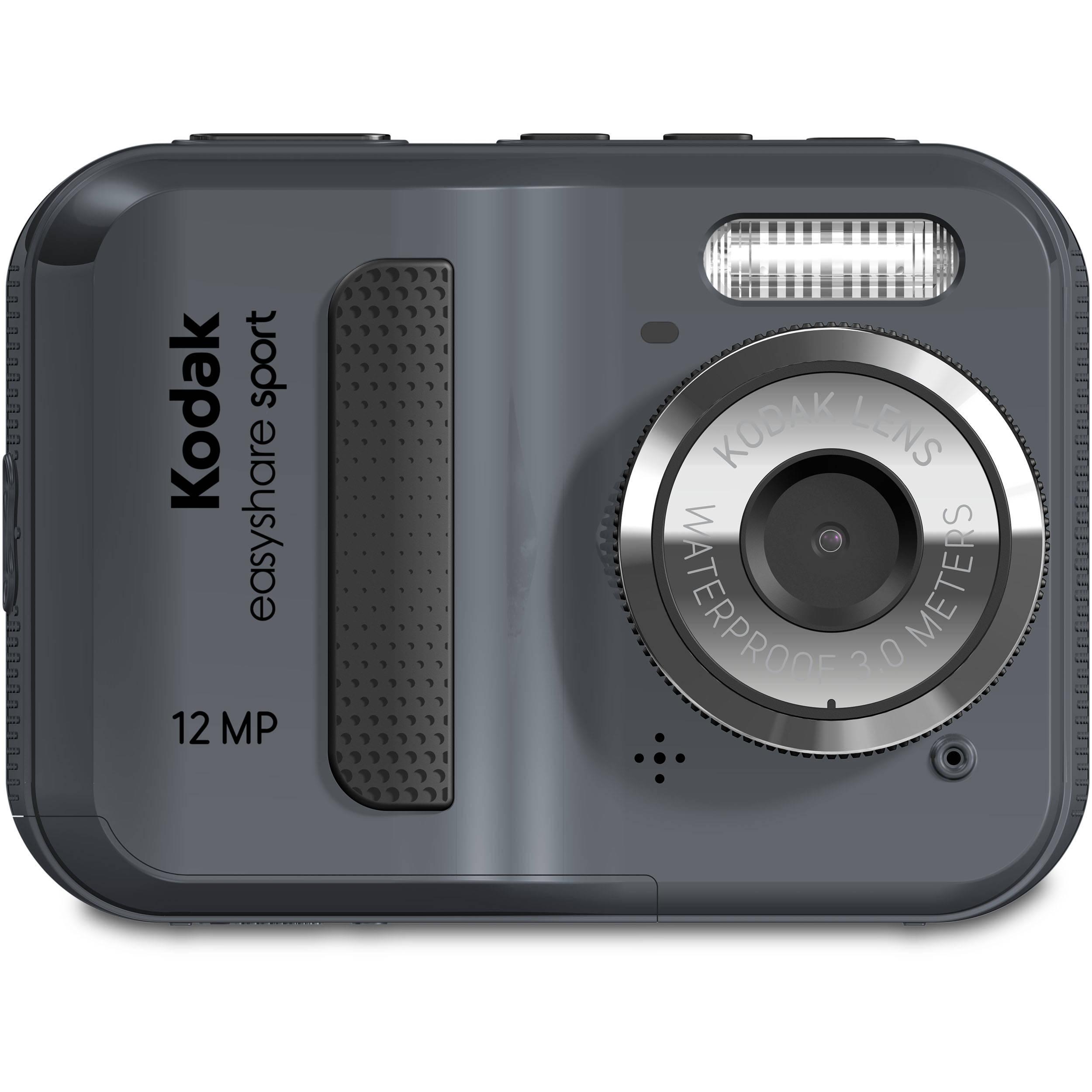 kodak easyshare sport c123 digital camera gray 1500628 b h rh bhphotovideo com Kodak EasyShare Touch Kodak EasyShare Sport Example
