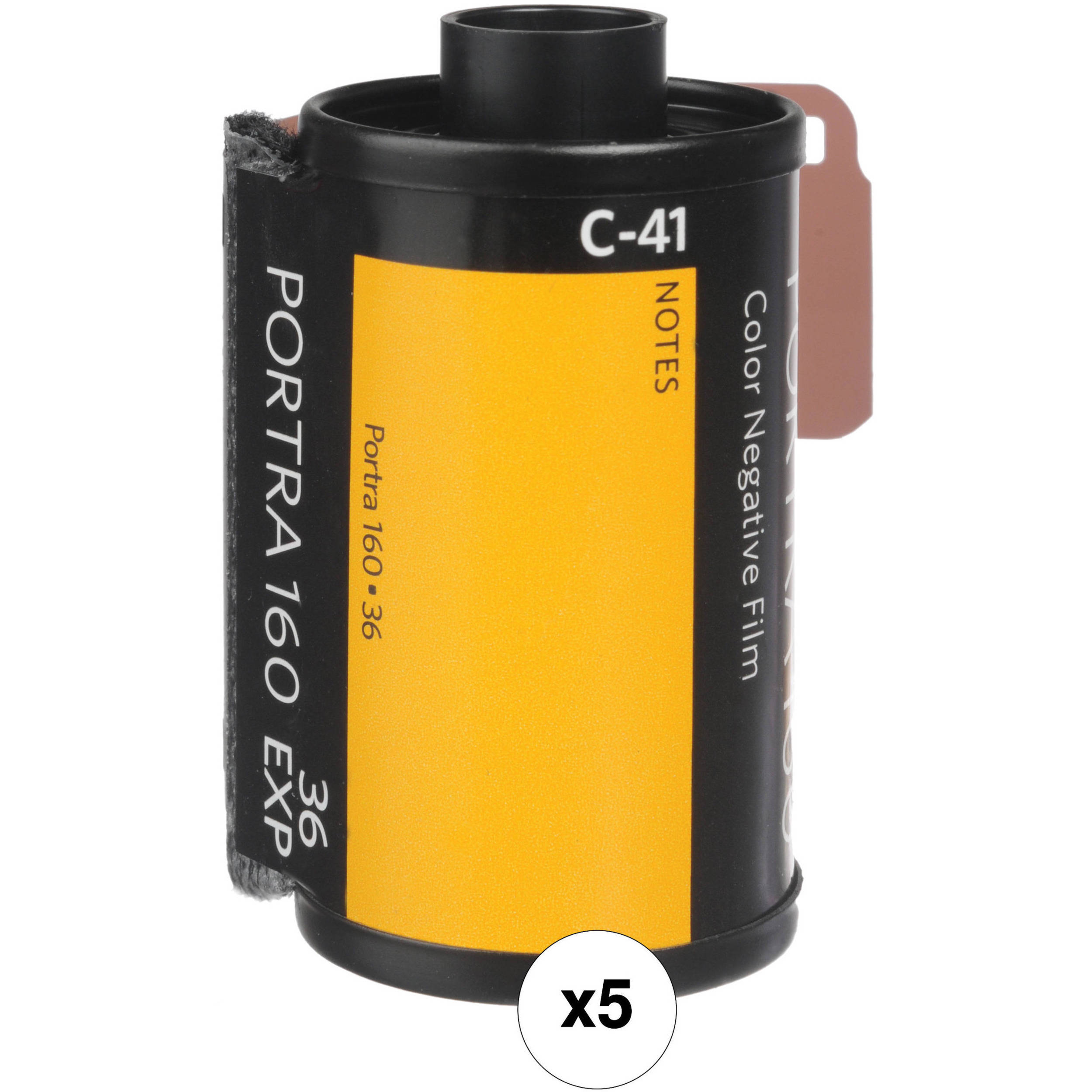 620 Film Kodak Portra 160 5 Roll Pack