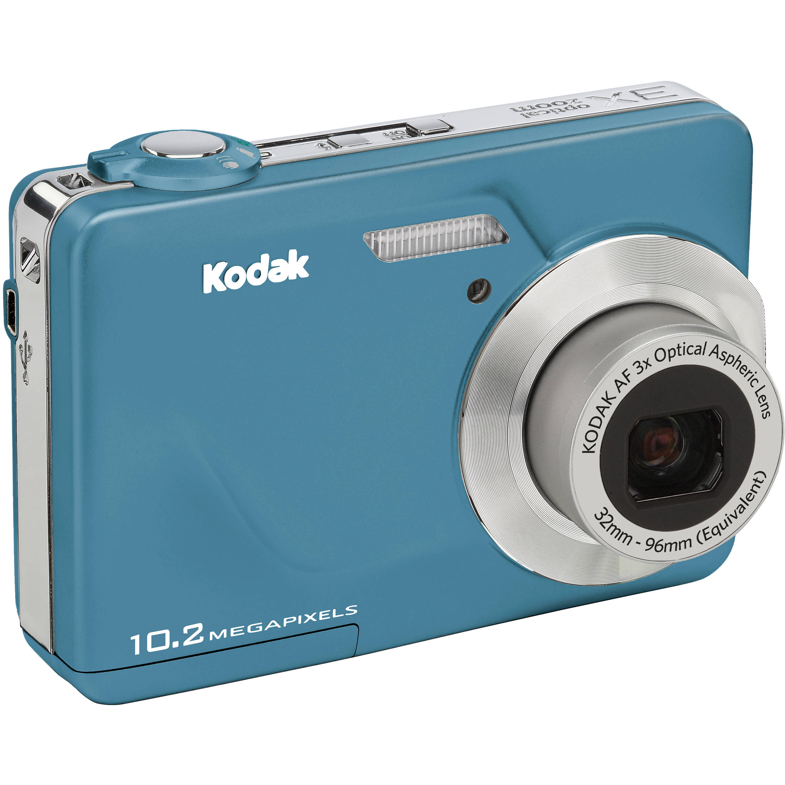 Kodak EasyShare C180 Point-and-shoot Digital Camera ...