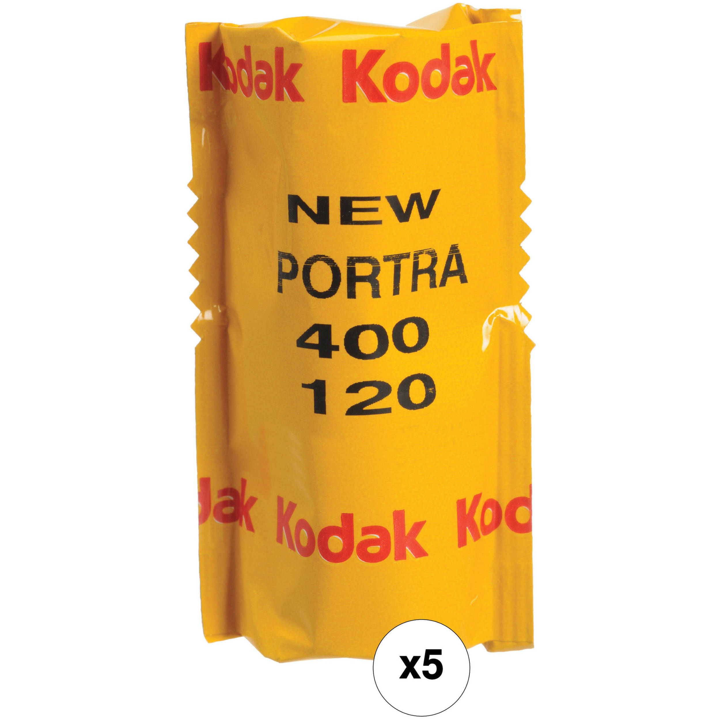Kodak Professional Portra 400 Color Negative Film 8331506 B&H