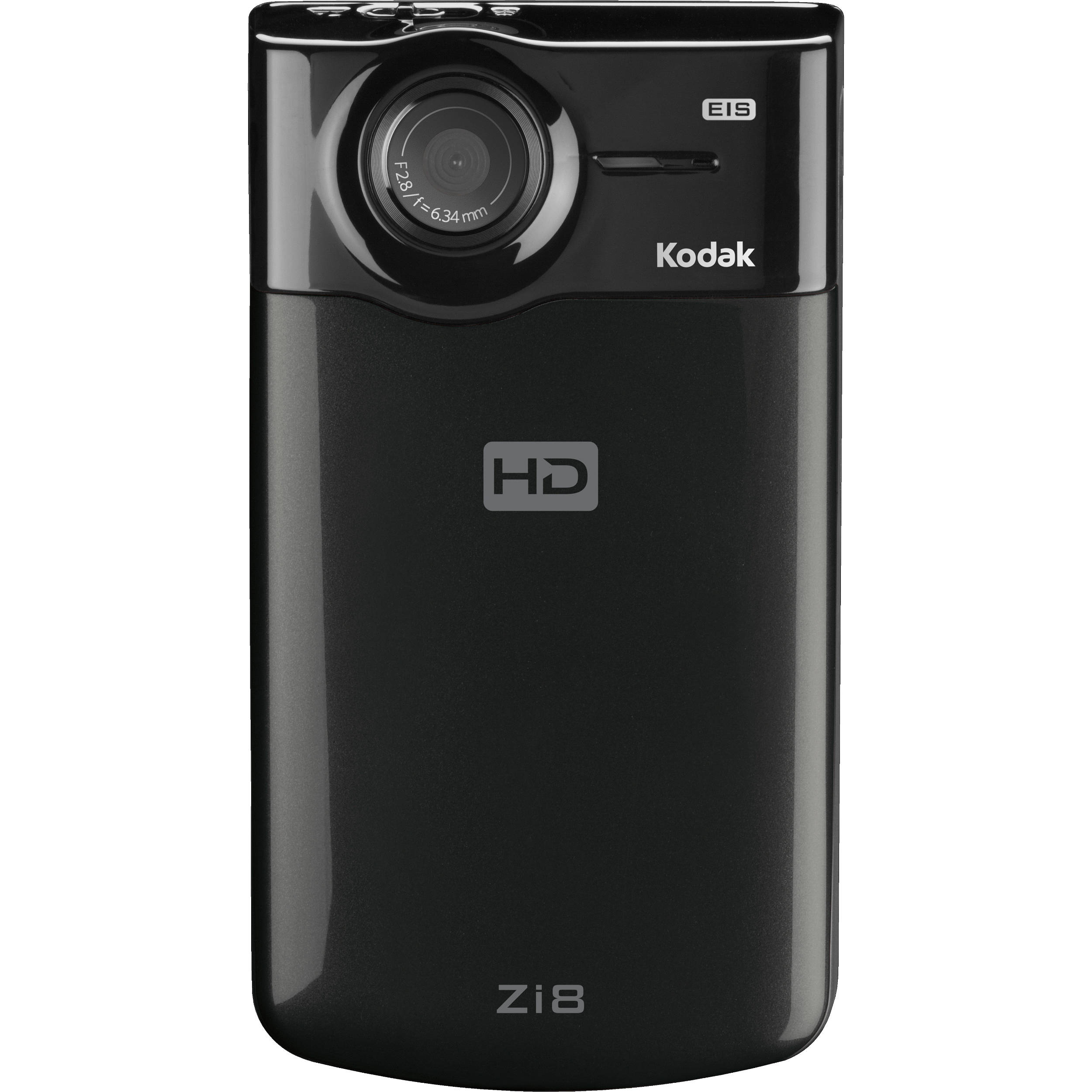 kodak zi8 pocket video camera black 8796062 b h photo video rh bhphotovideo com Kodak Waterproof Camcorder Kodak Waterproof Camcorder