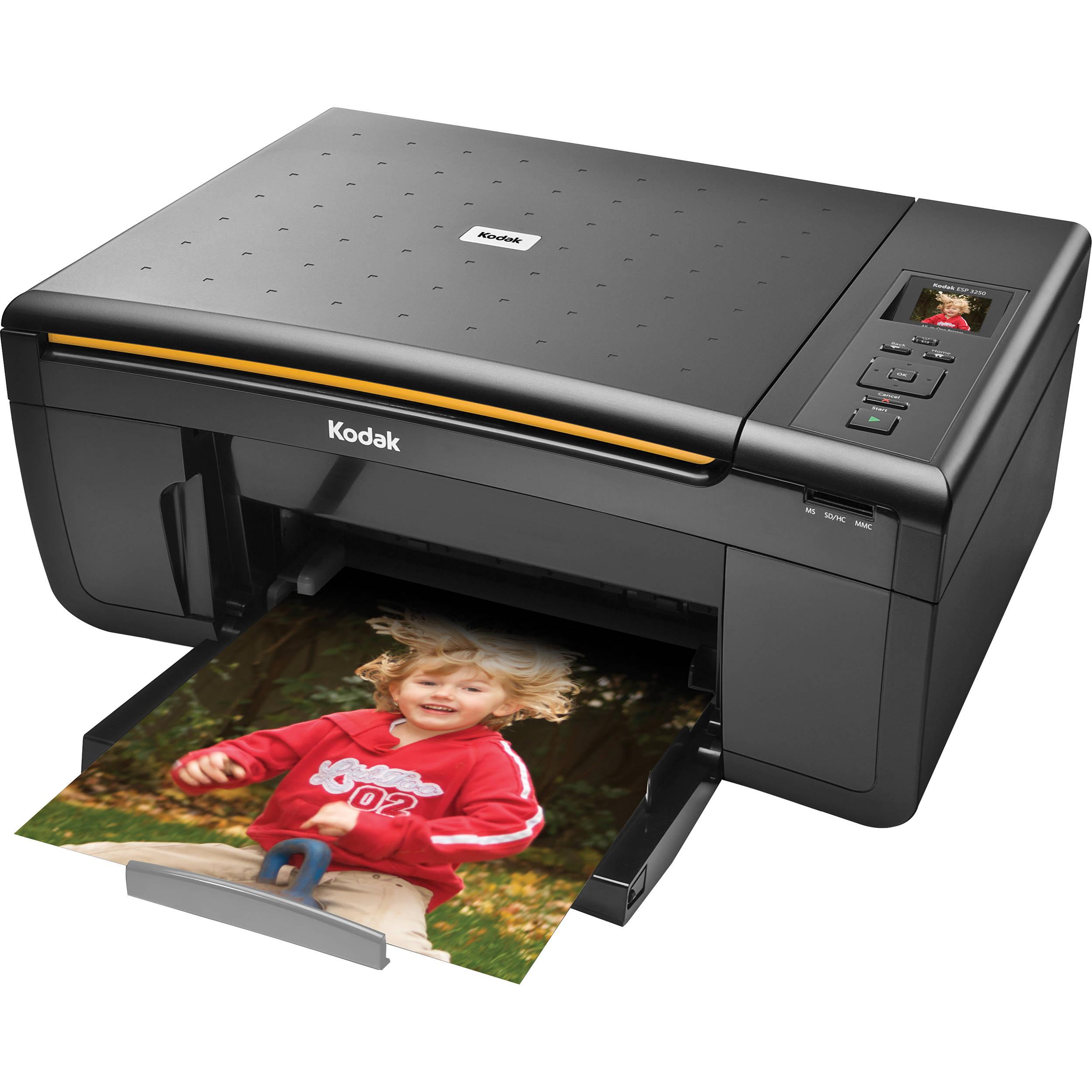 kodak esp 3250 all in one inkjet printer 8946139 b h photo video rh bhphotovideo com kodak esp 3250 manual pdf kodak esp 3250 printer software