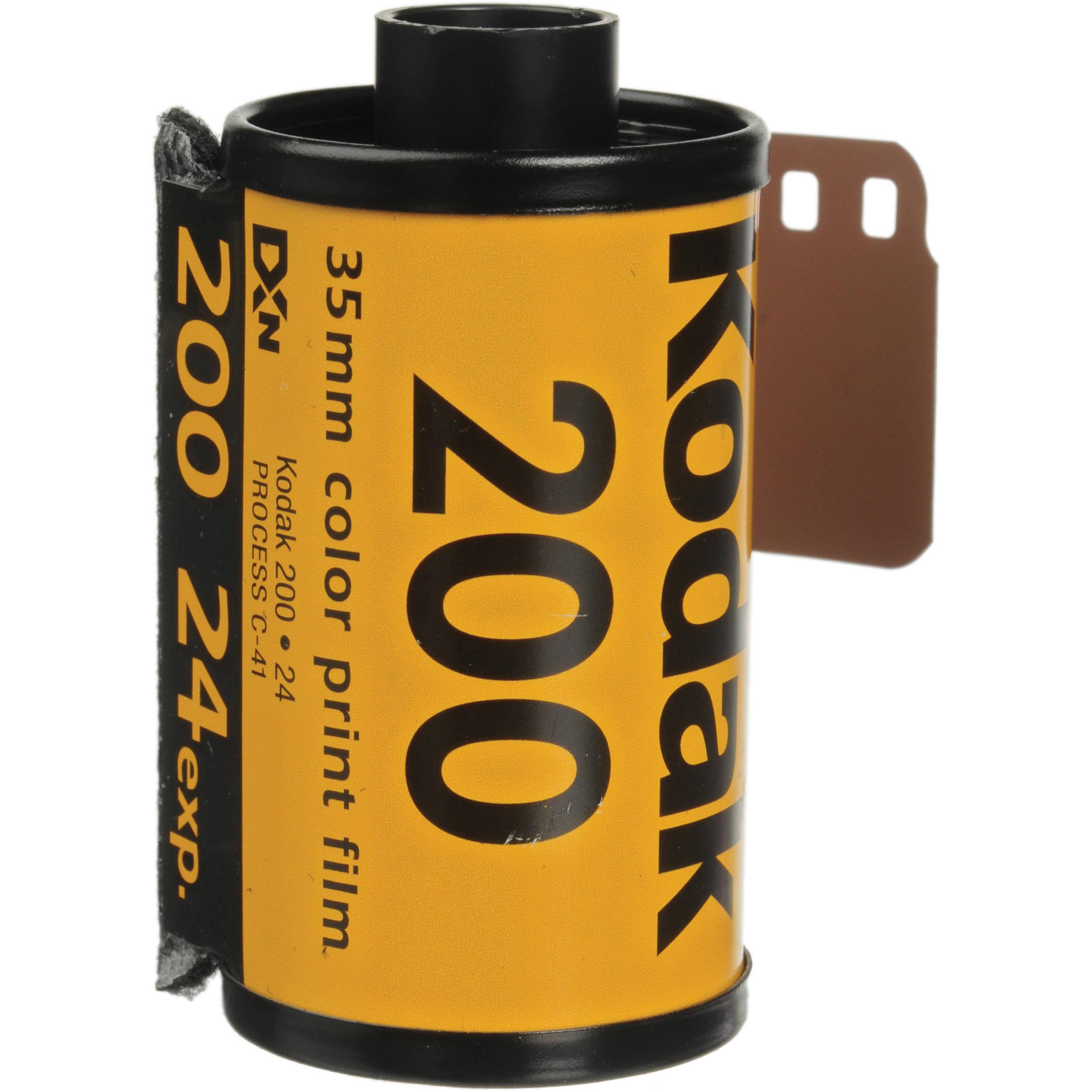 Kodak Gold 200 Color Negative Film 6033955 B Amp H Photo Video