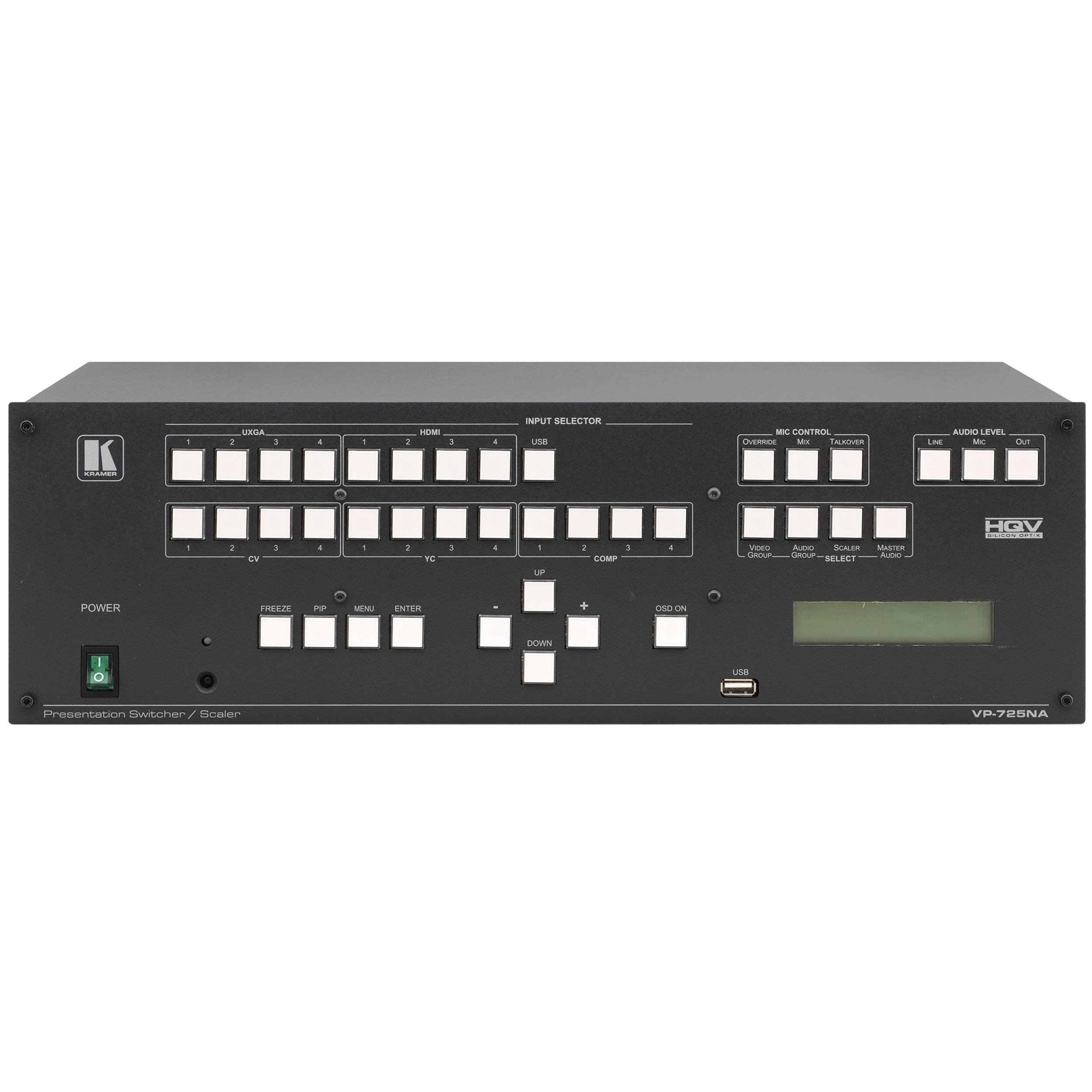 Kramer VP-770 Presentation Scaler-Switcher 64Bit