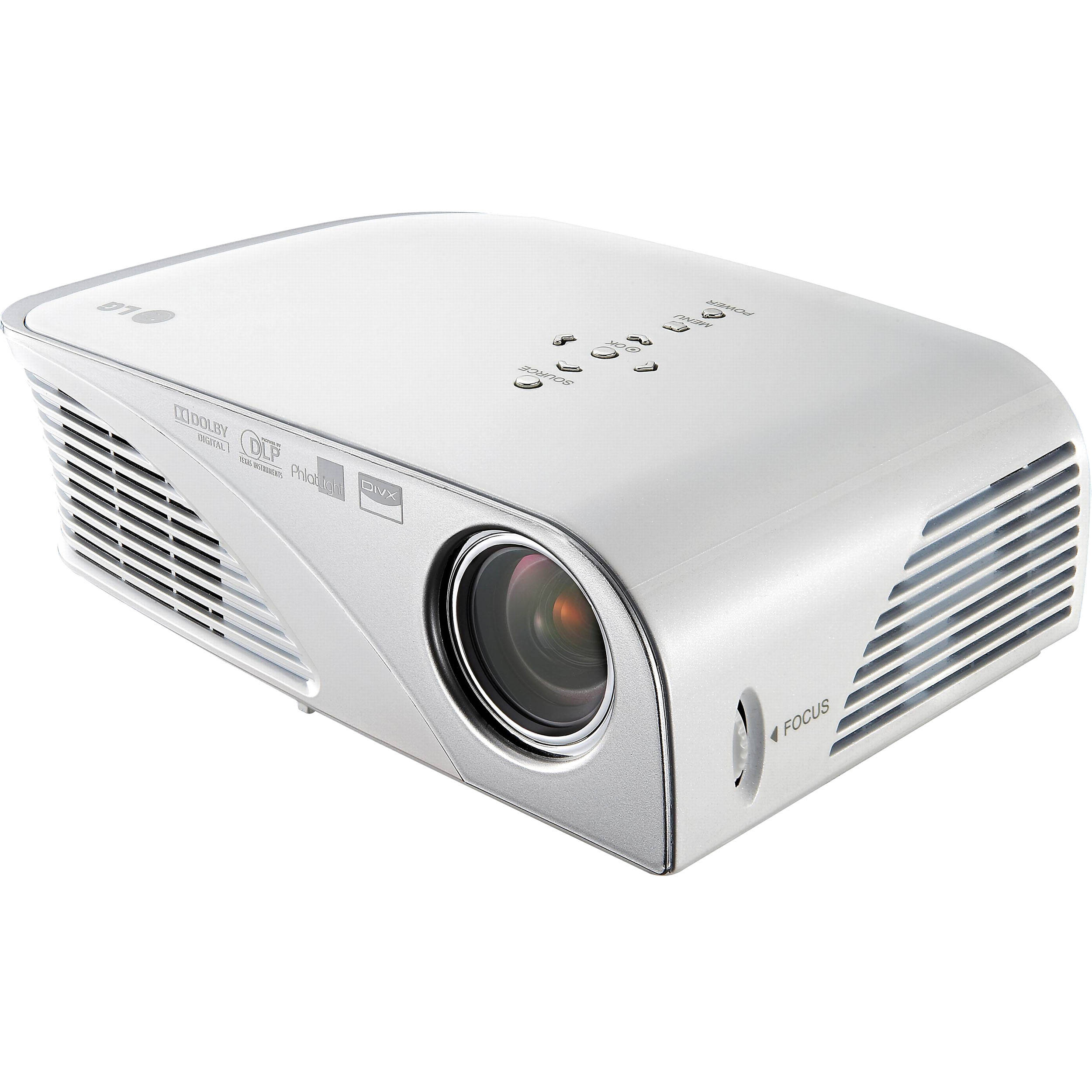 lg hs201 ultra portable led projector hs201 b h photo video