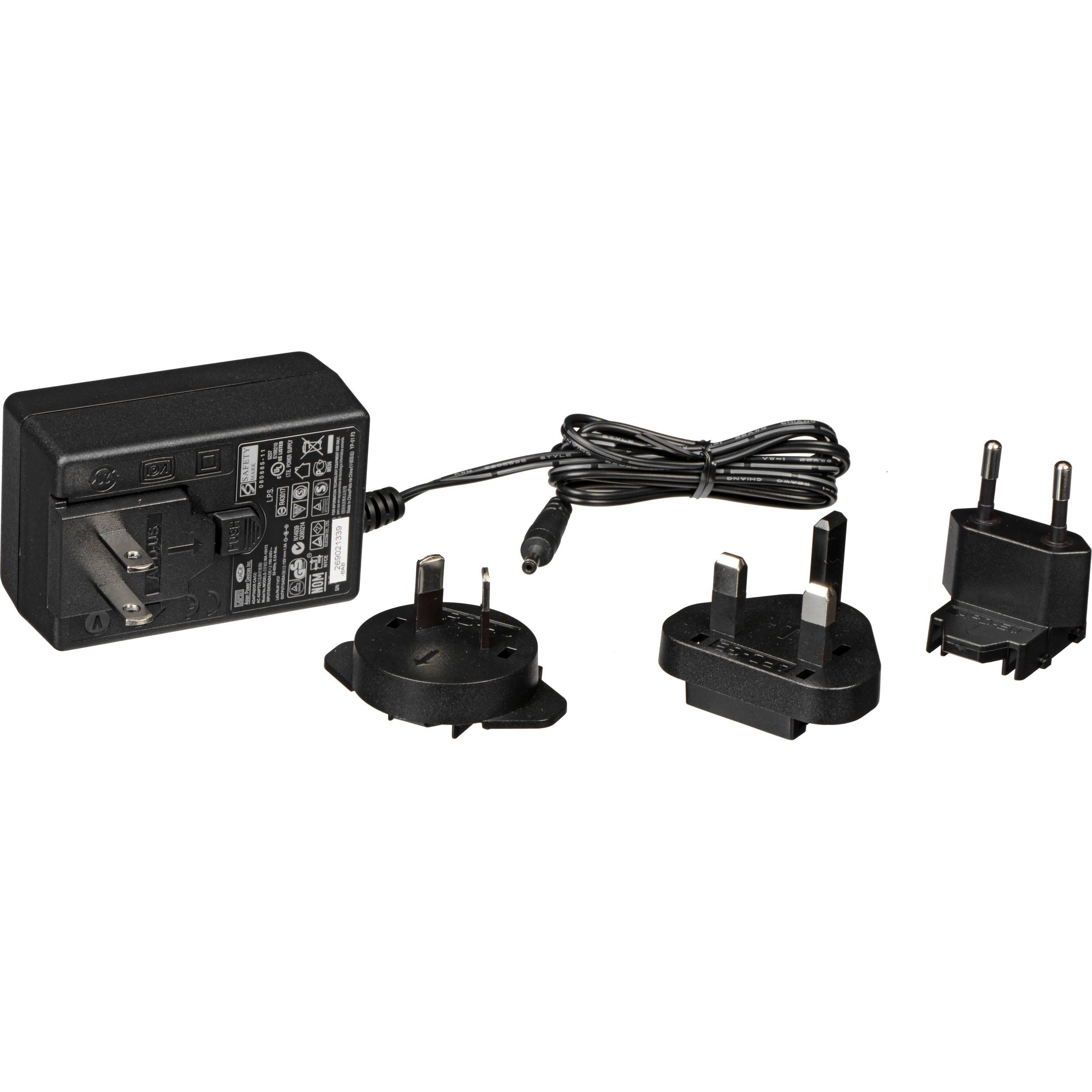 lacie 18 w power supply 9000314 b h photo video. Black Bedroom Furniture Sets. Home Design Ideas