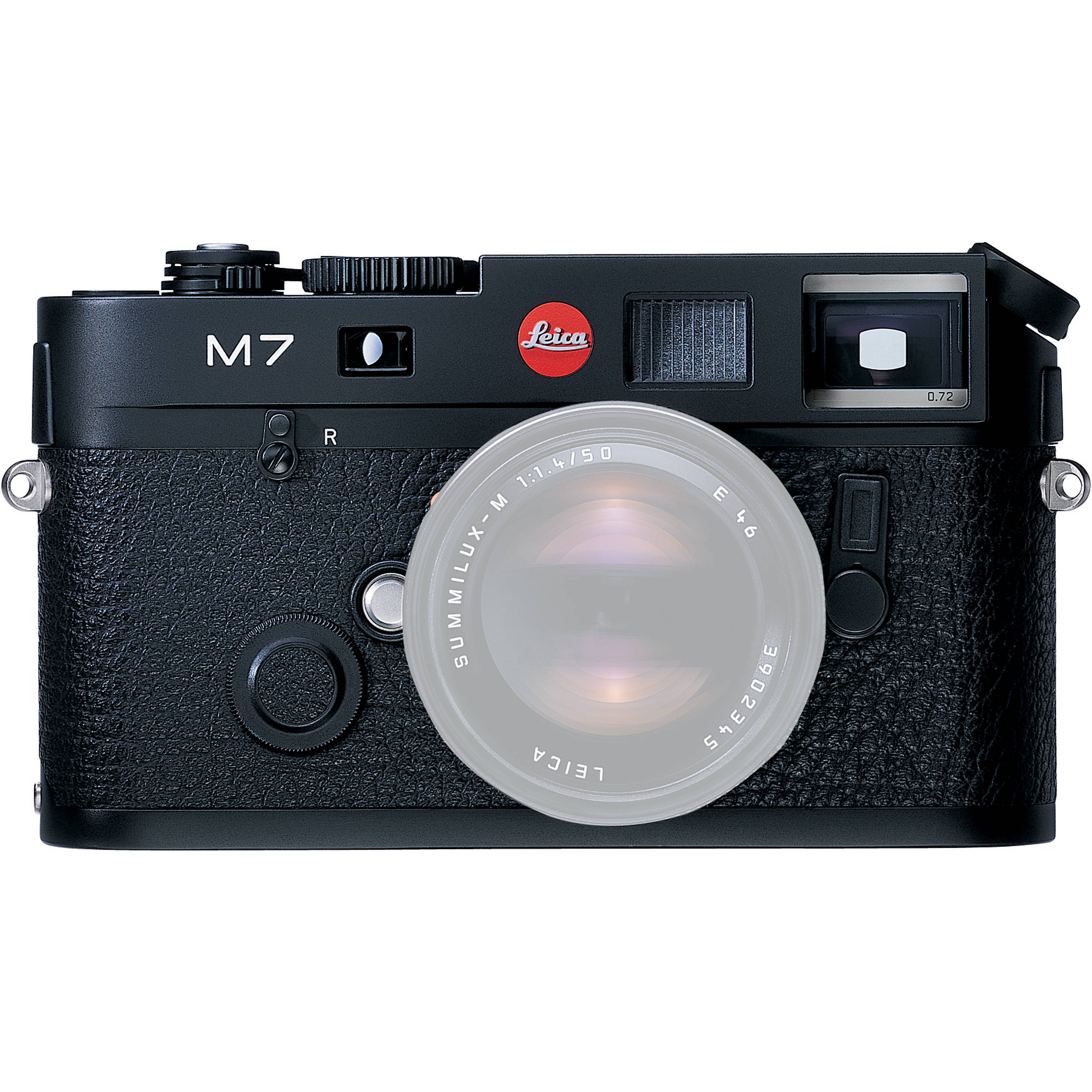 Leica M7 Ttl 72 Rangefinder Camera Black 10503 Bh Photo Blb M2 M3 Printed Circuit Board Remote Control Pc Boards Shop Lens Not Included
