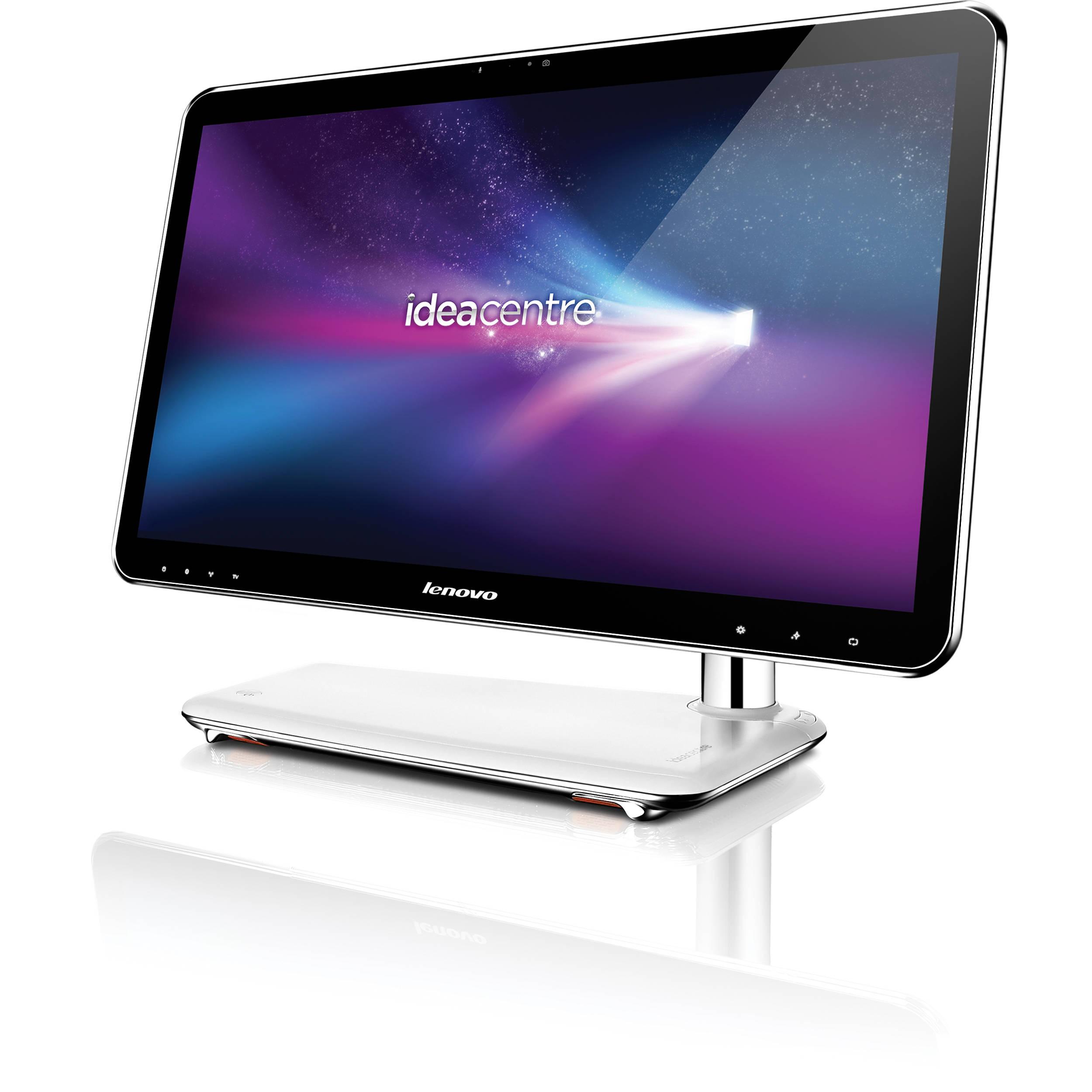 Lenovo Ideacentre A300 21 5 Quot All In One Desktop 40181du B Amp H