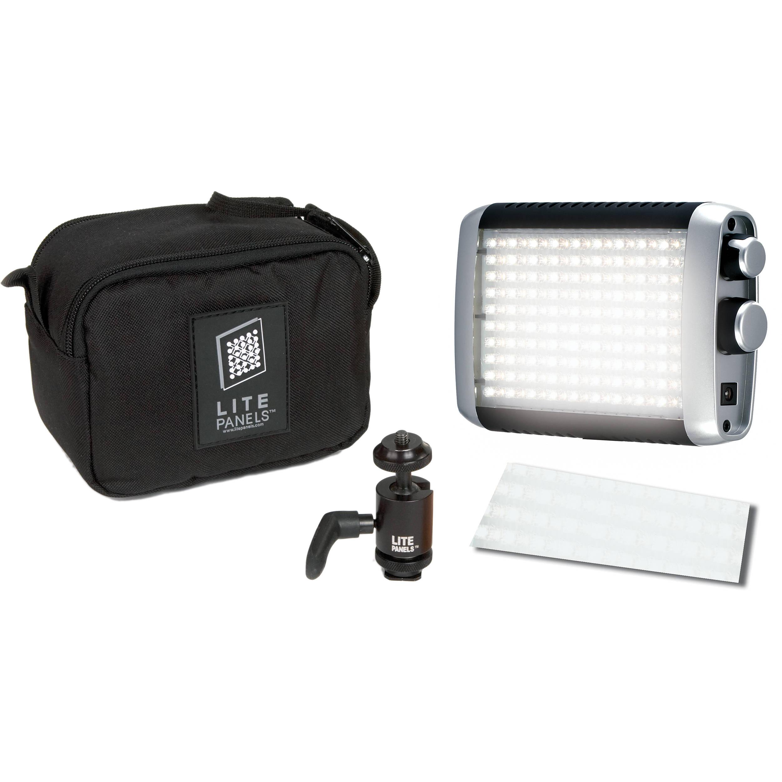 Litepanels Croma On-Camera LED Light 905-4023 B&H Photo Video