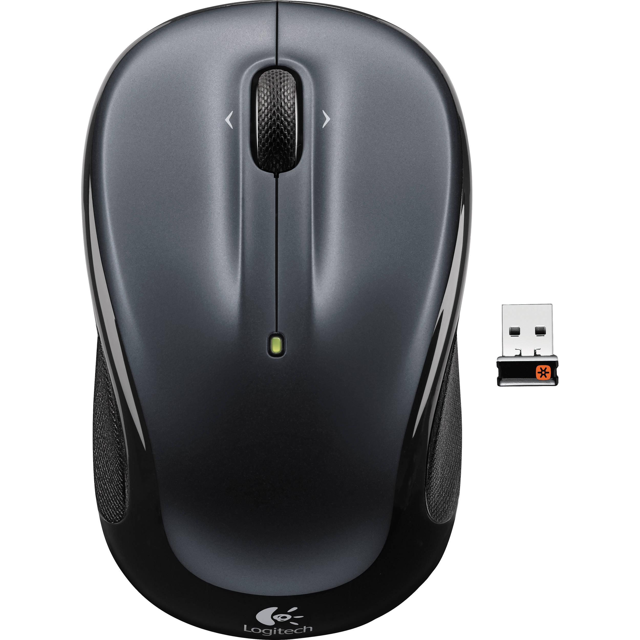Logitech Wireless Mouse M325  Circuit Board  910