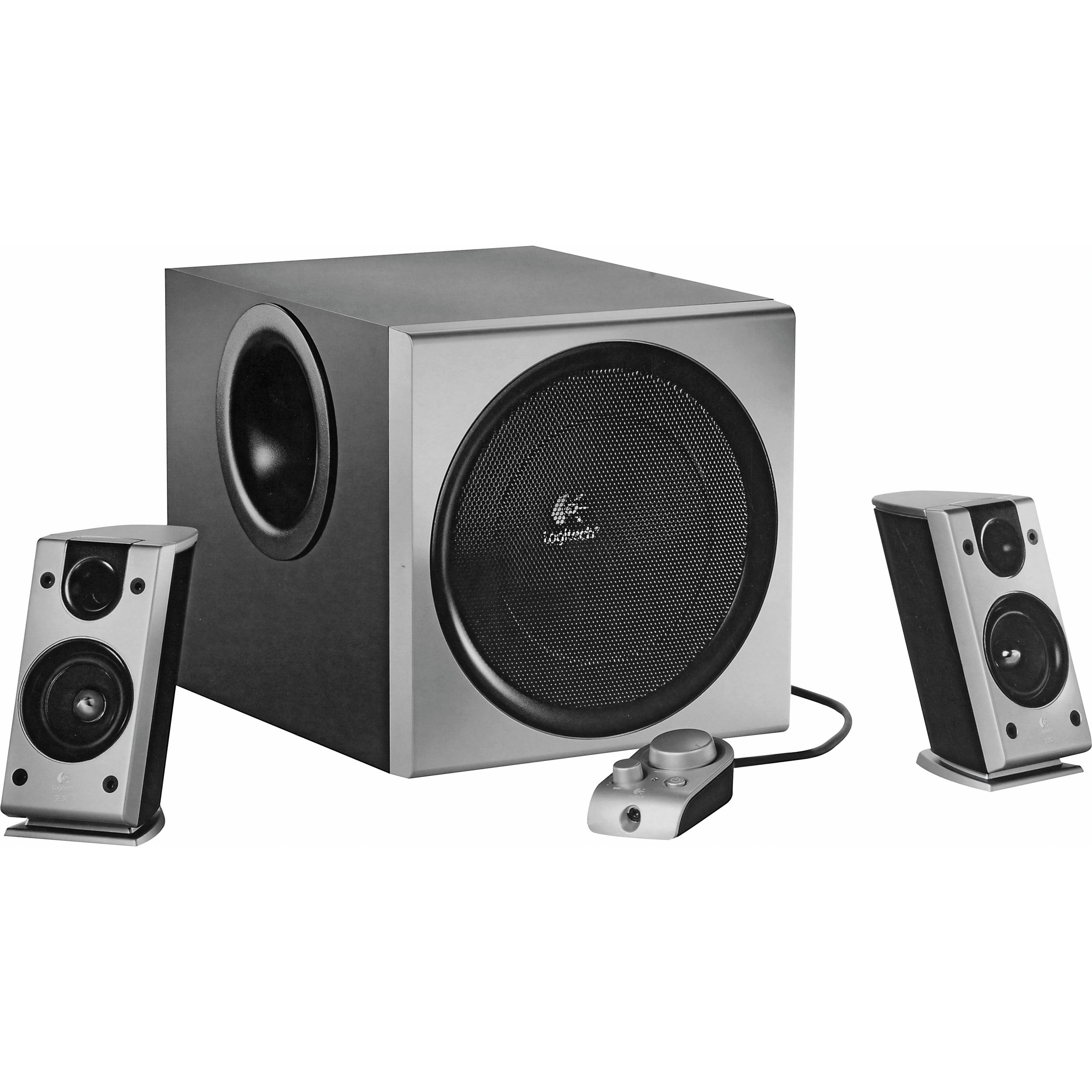logitech z120 speaker how to connect to computer