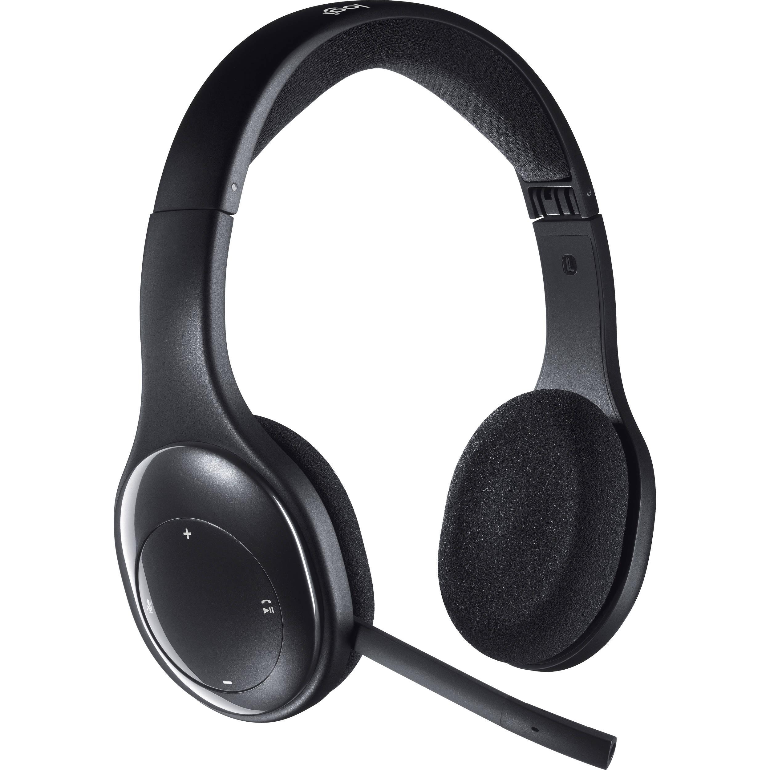 608b718e073 Logitech H800 Wireless Stereo Headset 981-000337 B&H Photo Video