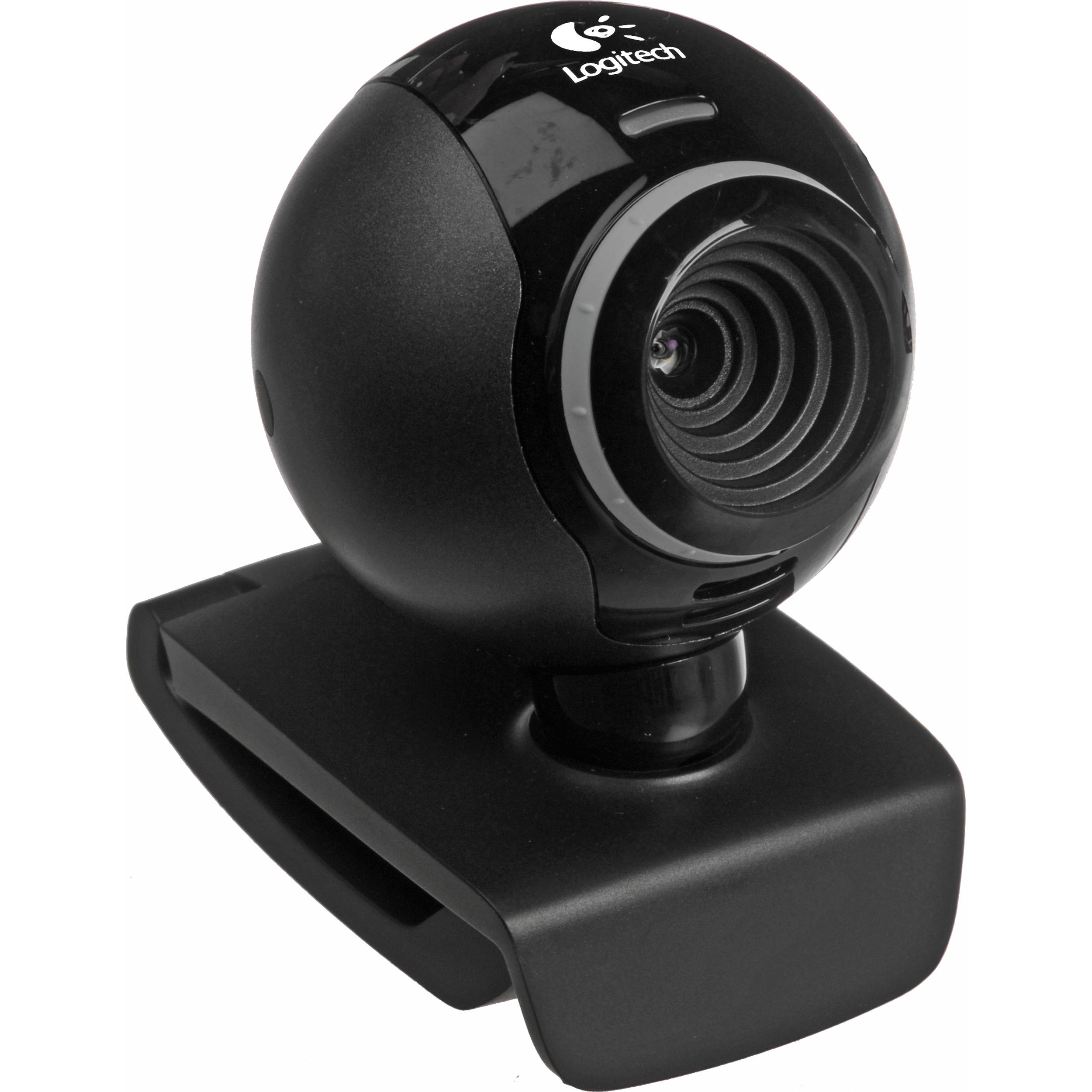 Webcam drivers for logitech quickcam orbit af: any third-party.