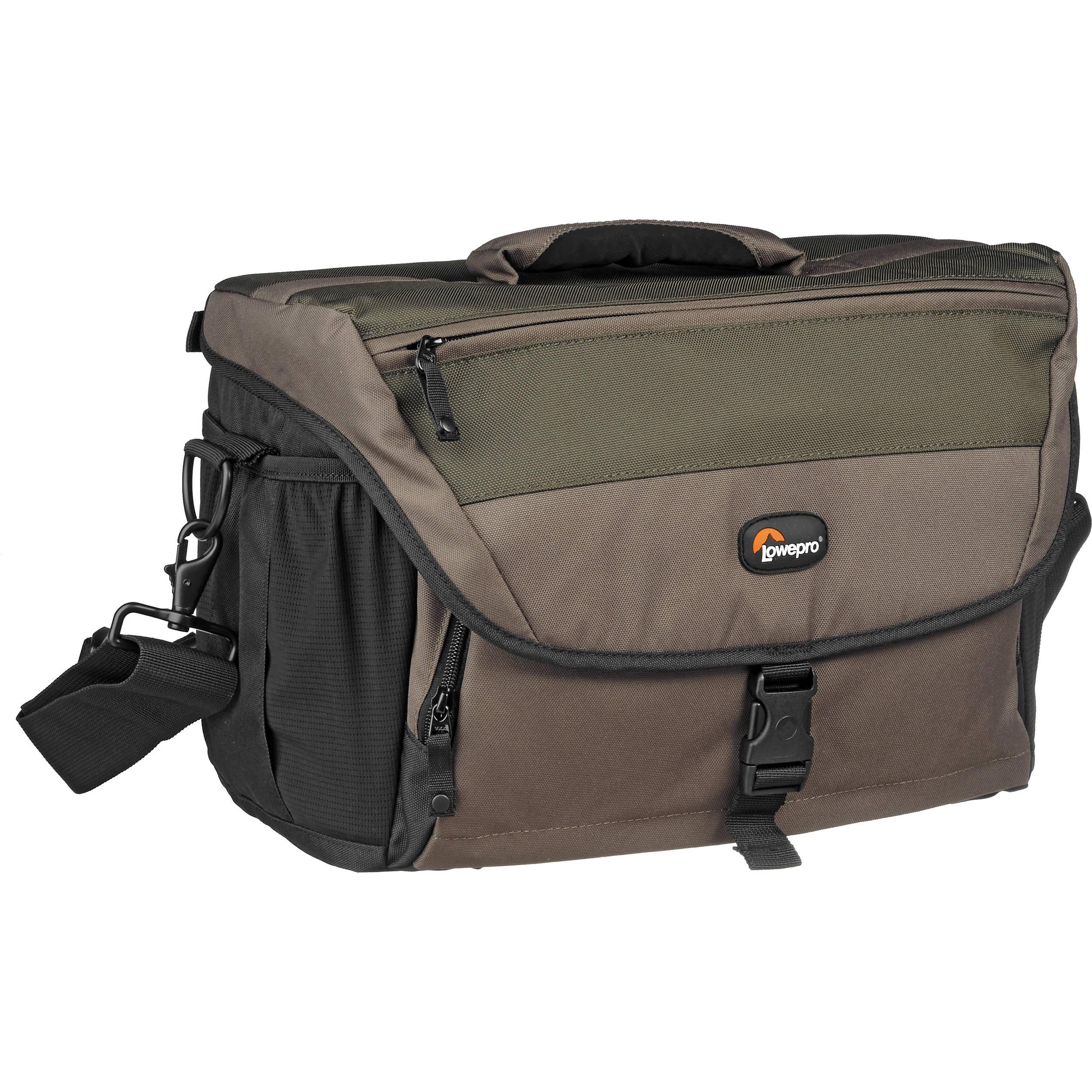 Lowepro Nova 200 Aw Shoulder Bag Lp35266 Peu B Amp H Photo Video