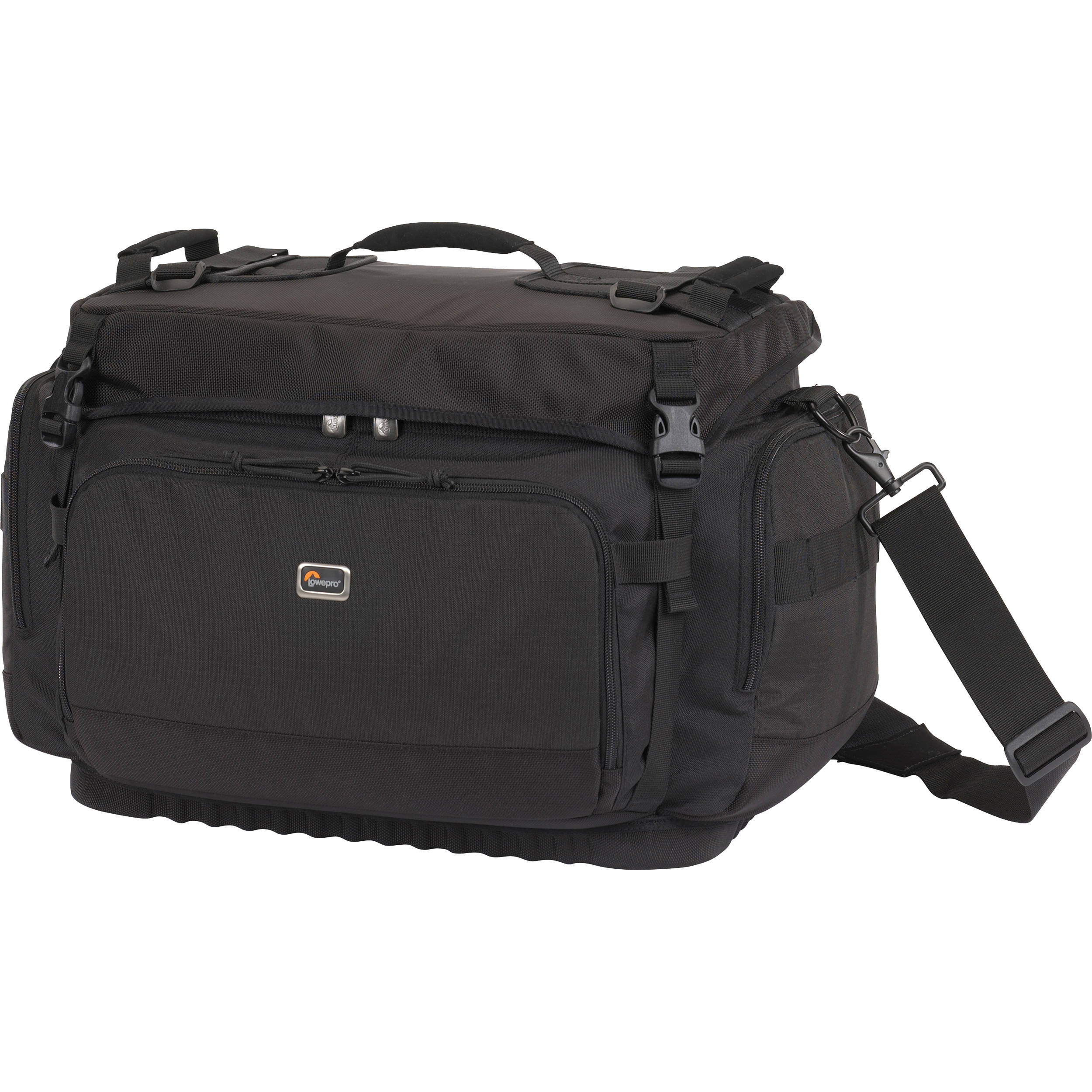 Lowepro Magnum 650 AW Shoulder Bag LP36055 B H Photo Video 0fd25d84d95c5