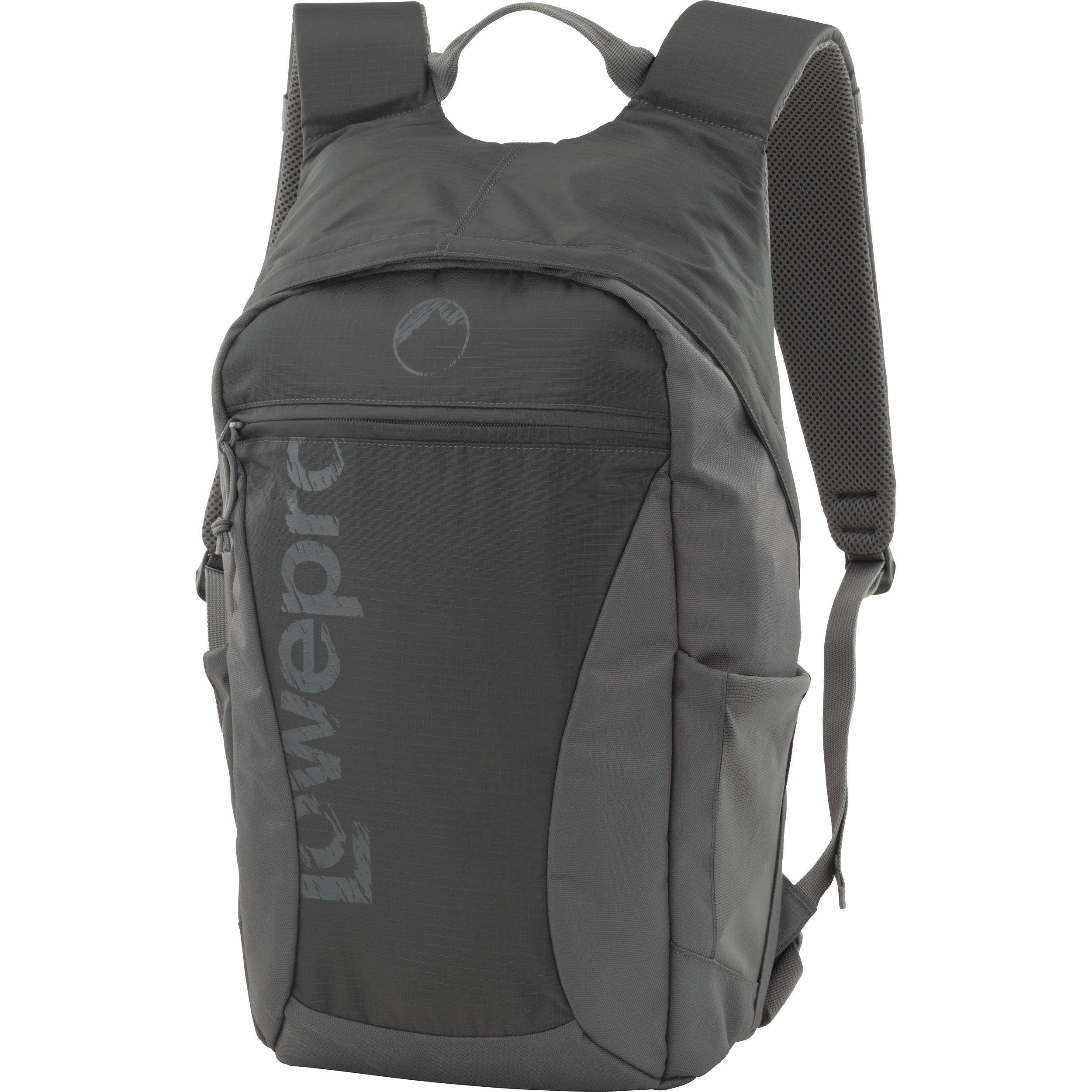 c3d804313fd4 Lowepro Photo Hatchback 16L AW Backpack (Slate Gray) LP36431 B H