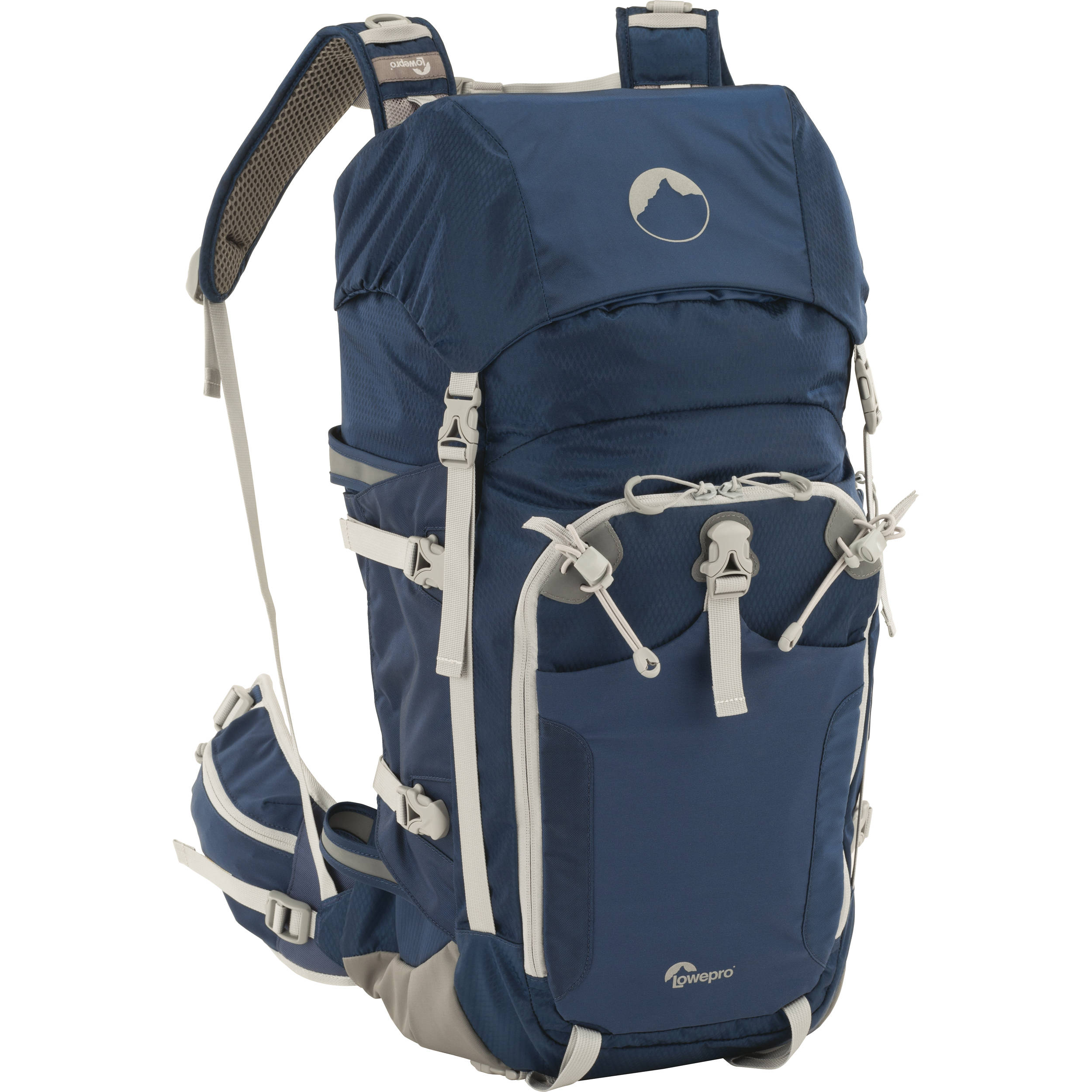 Lowepro Rover Pro 35L AW Backpack (Galaxy Blue with Light Gray Trim) 3365230ffbb62