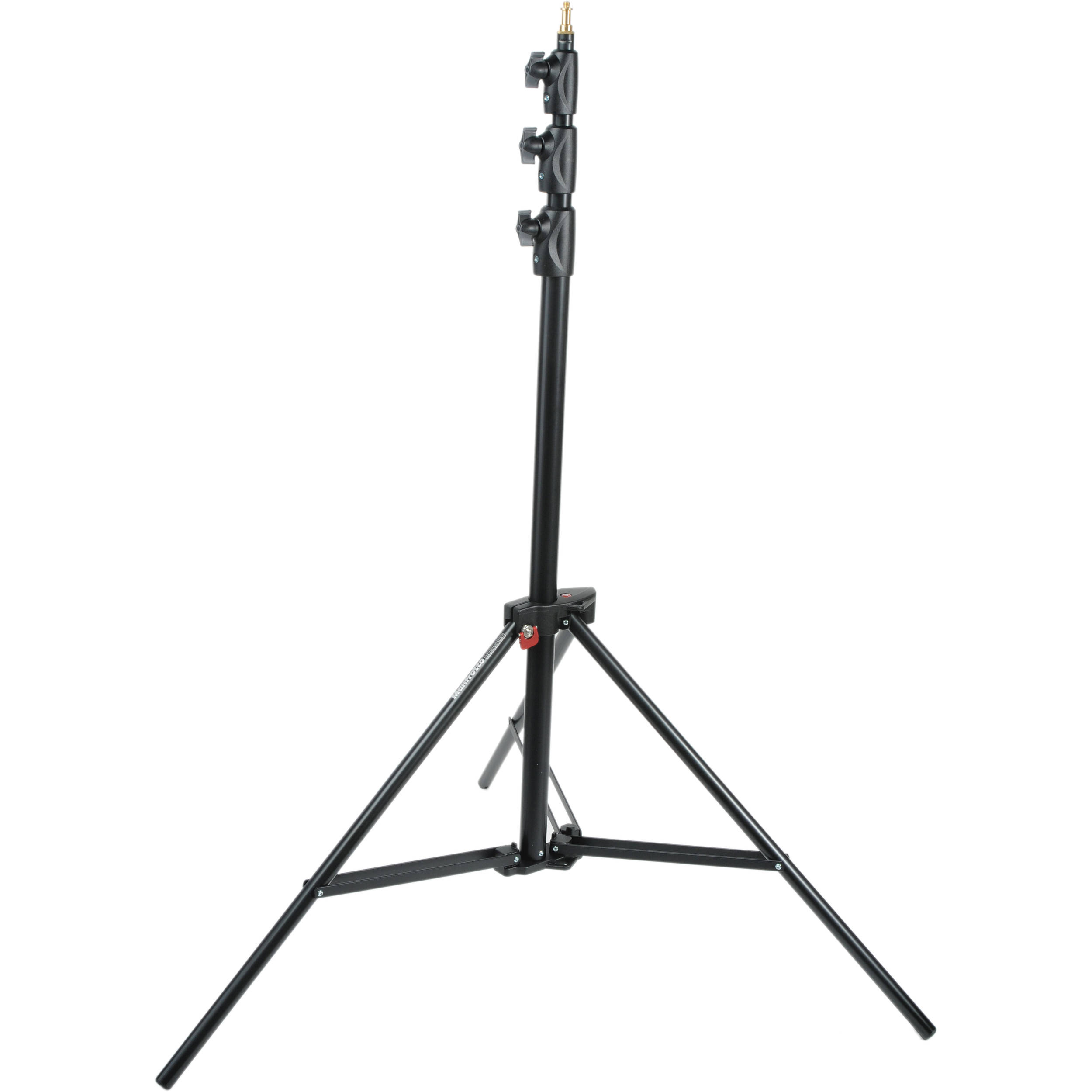 Manfrotto Alu Master Air Cushioned Stand Black 12 1004bac